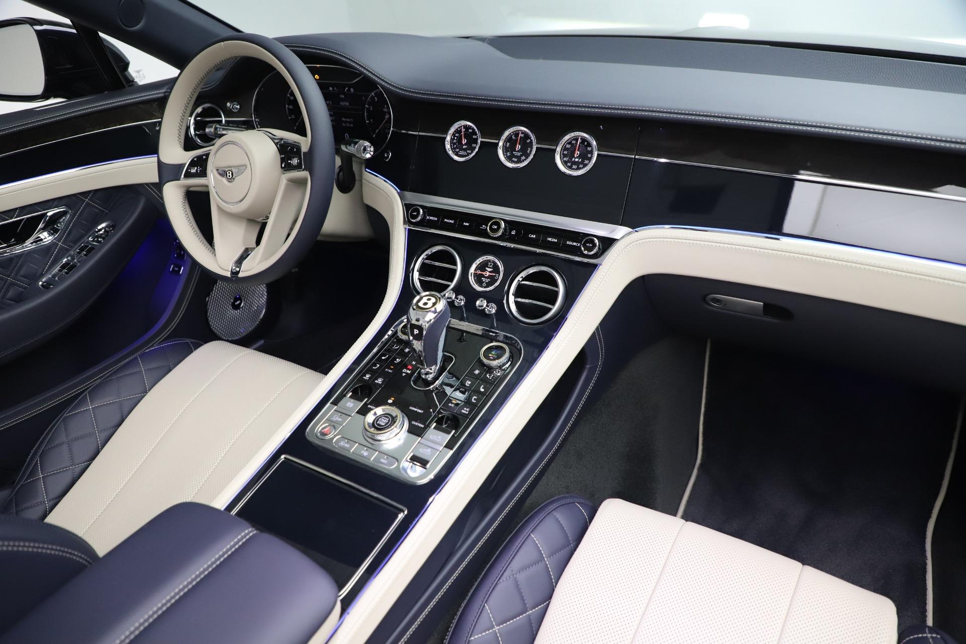 New 2020 Bentley Continental GTC V8 For Sale In Westport, CT 3566_p33