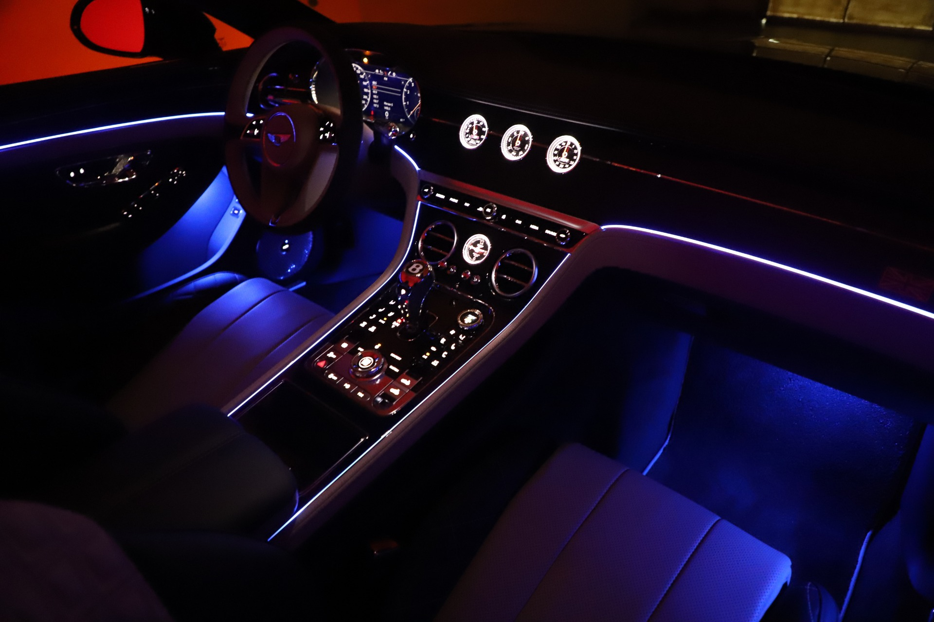 New 2020 Bentley Continental GTC V8 For Sale In Westport, CT 3566_p34