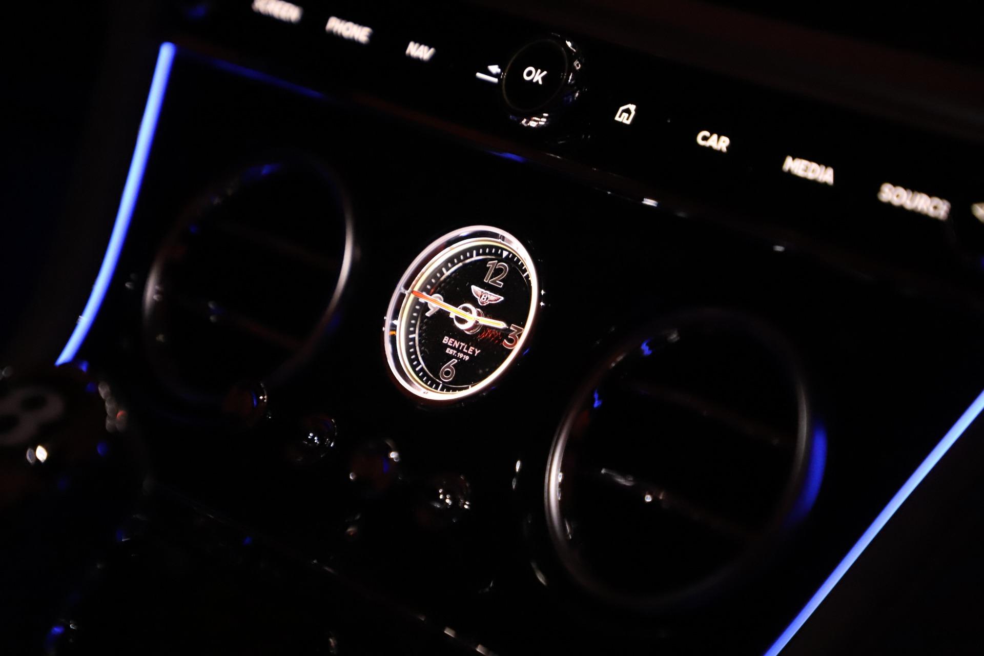 New 2020 Bentley Continental GTC V8 For Sale In Westport, CT 3566_p35