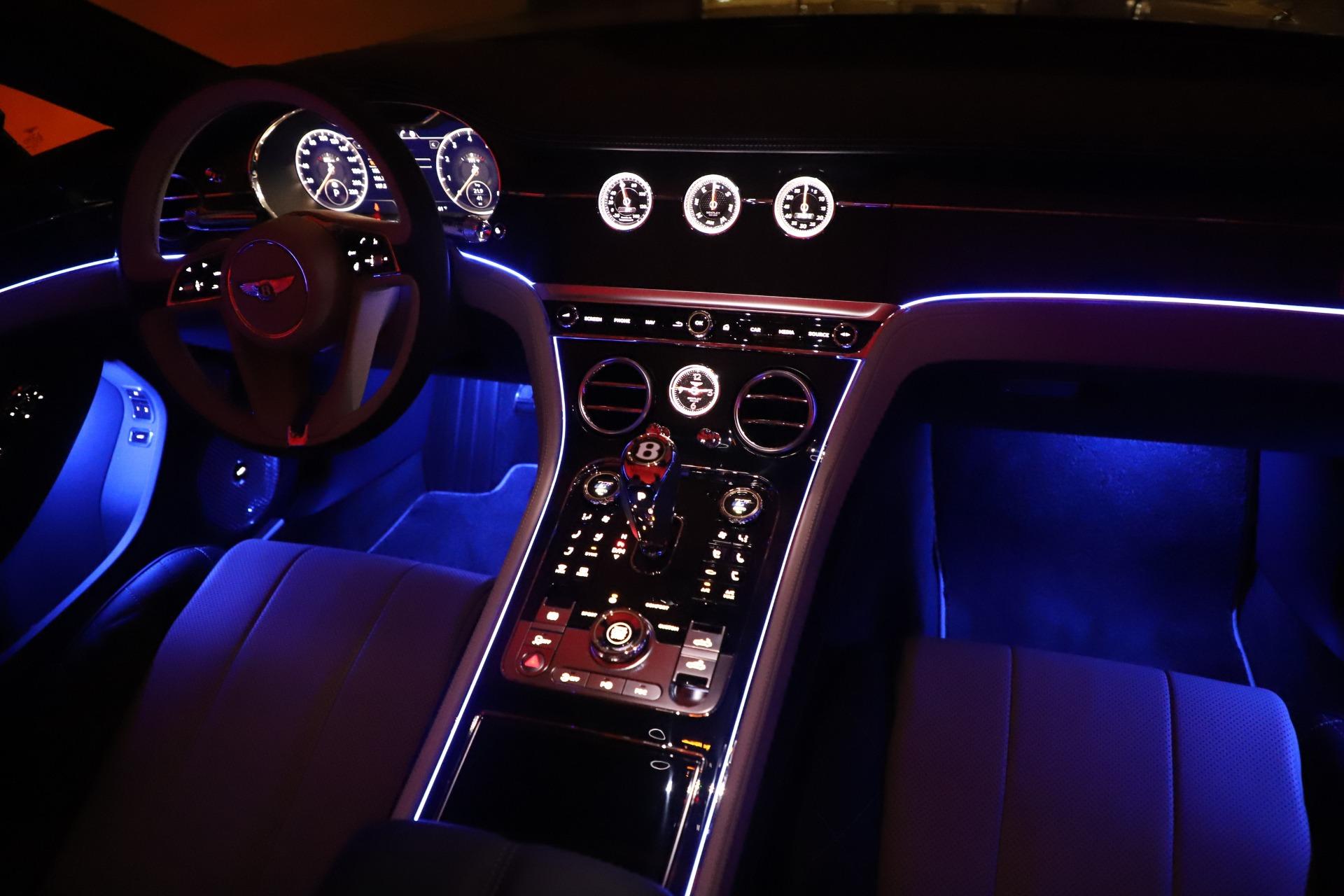 New 2020 Bentley Continental GTC V8 For Sale In Westport, CT 3566_p36
