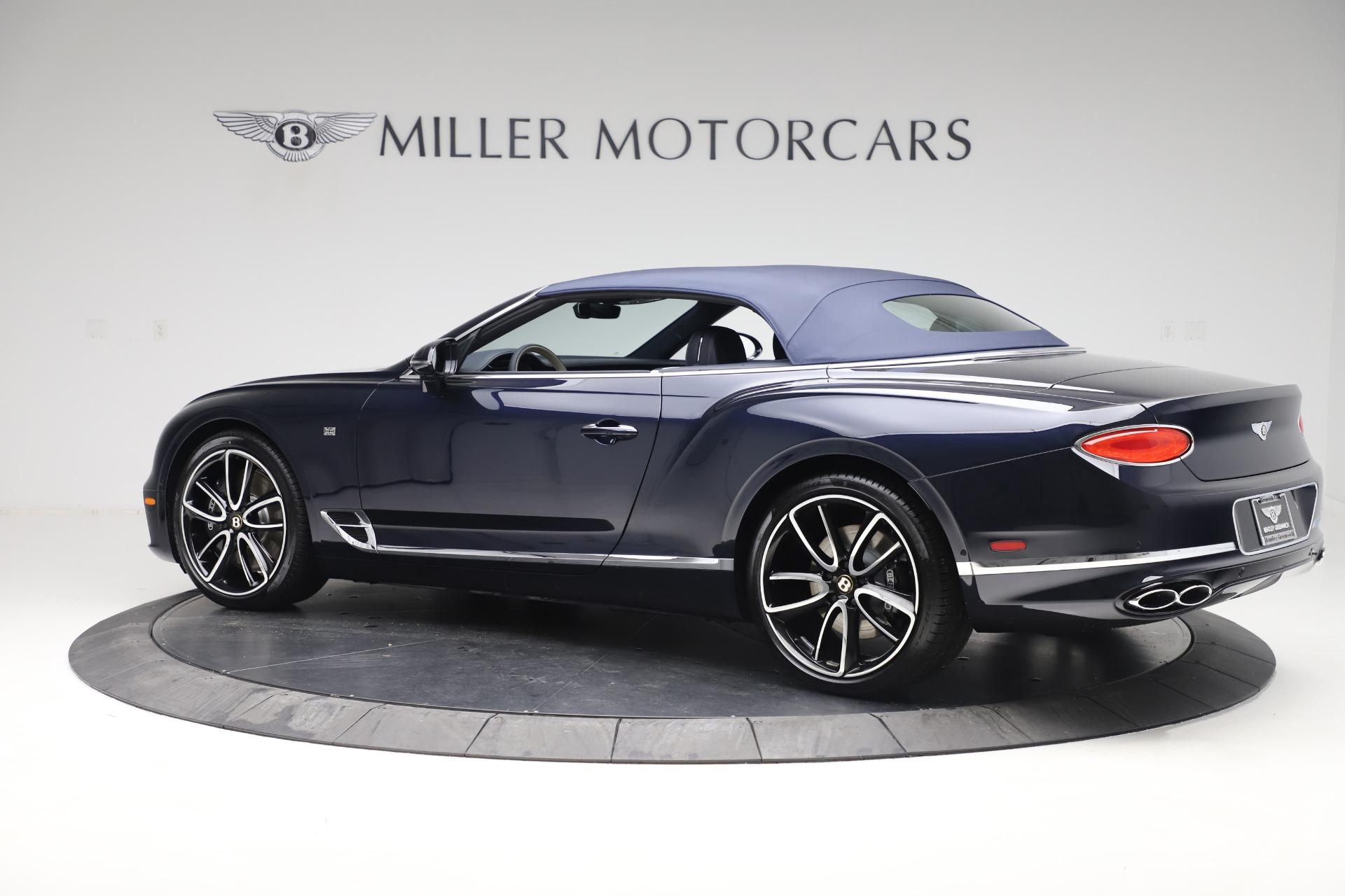 New 2020 Bentley Continental GTC V8 For Sale In Westport, CT 3566_p38