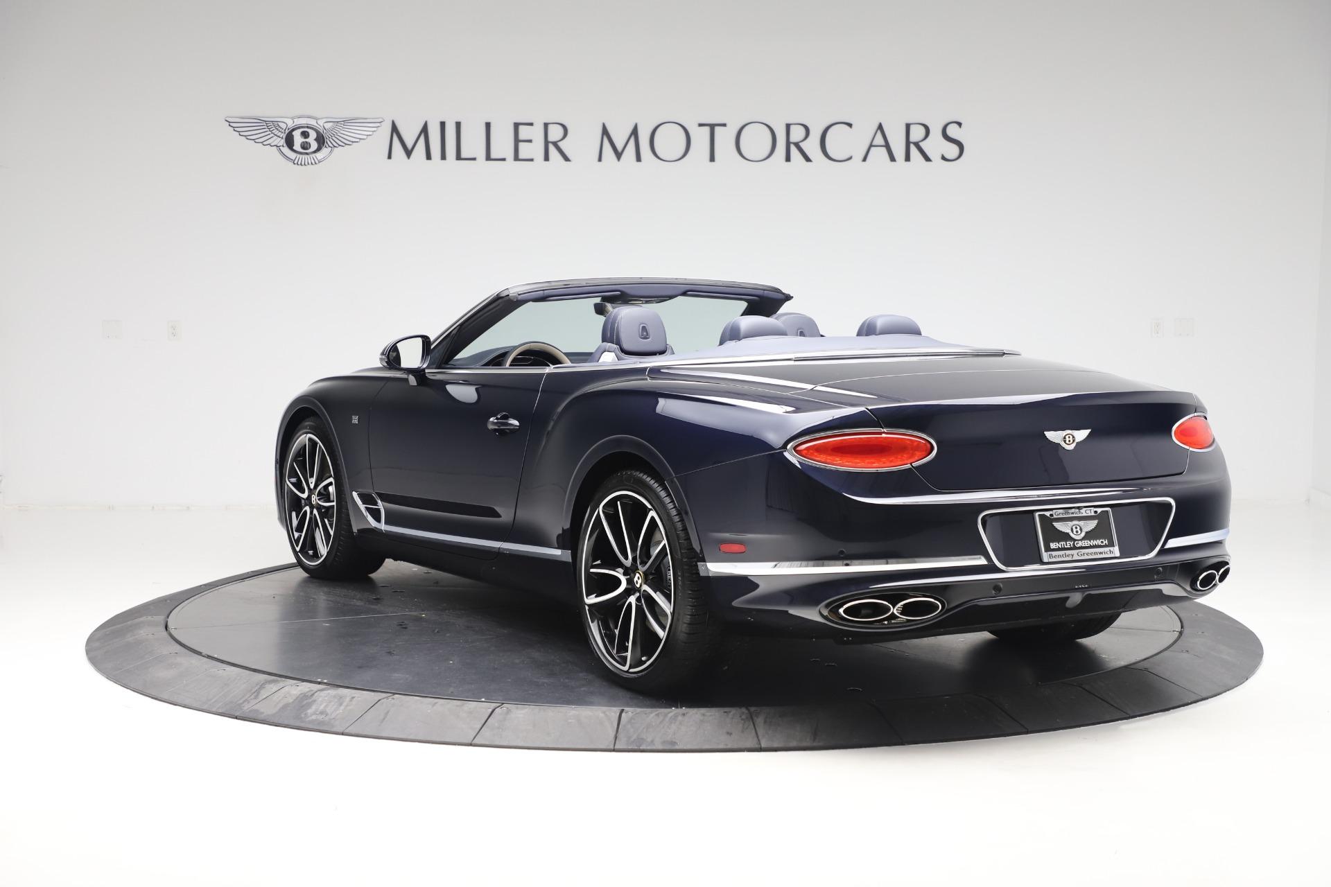 New 2020 Bentley Continental GTC V8 For Sale In Westport, CT 3566_p5