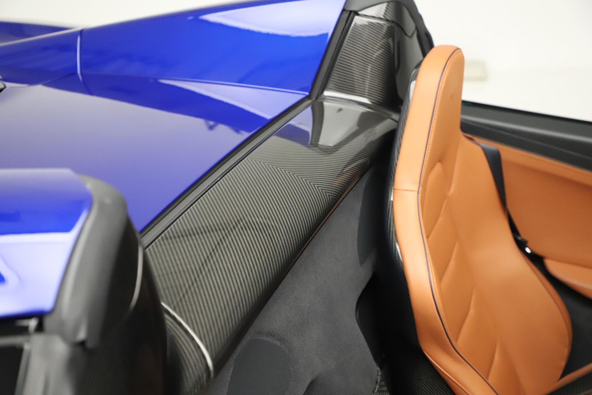 Used 2015 McLaren 650S SPIDER Convertible For Sale In Westport, CT 3569_p32