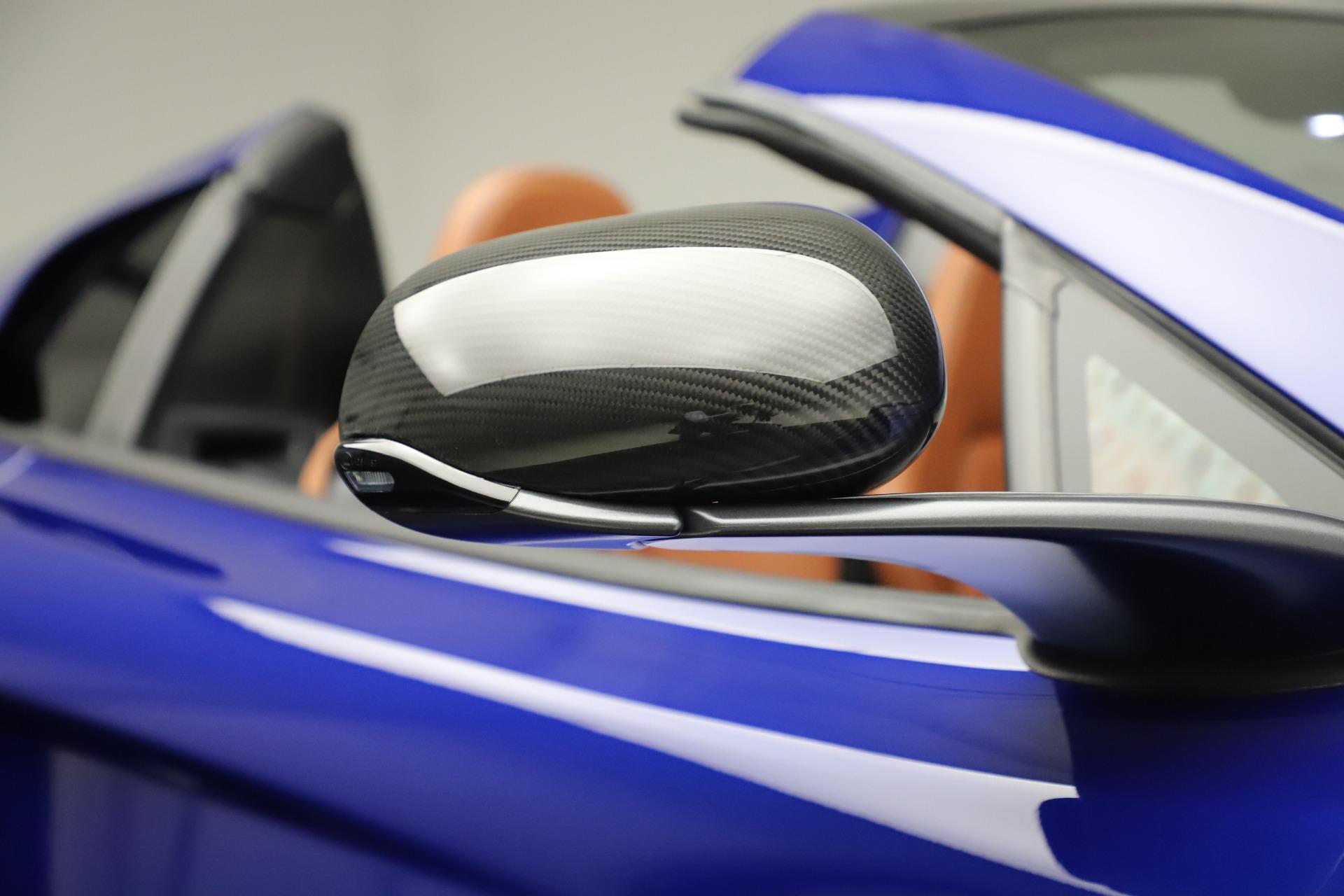 Used 2015 McLaren 650S SPIDER Convertible For Sale In Westport, CT 3569_p33