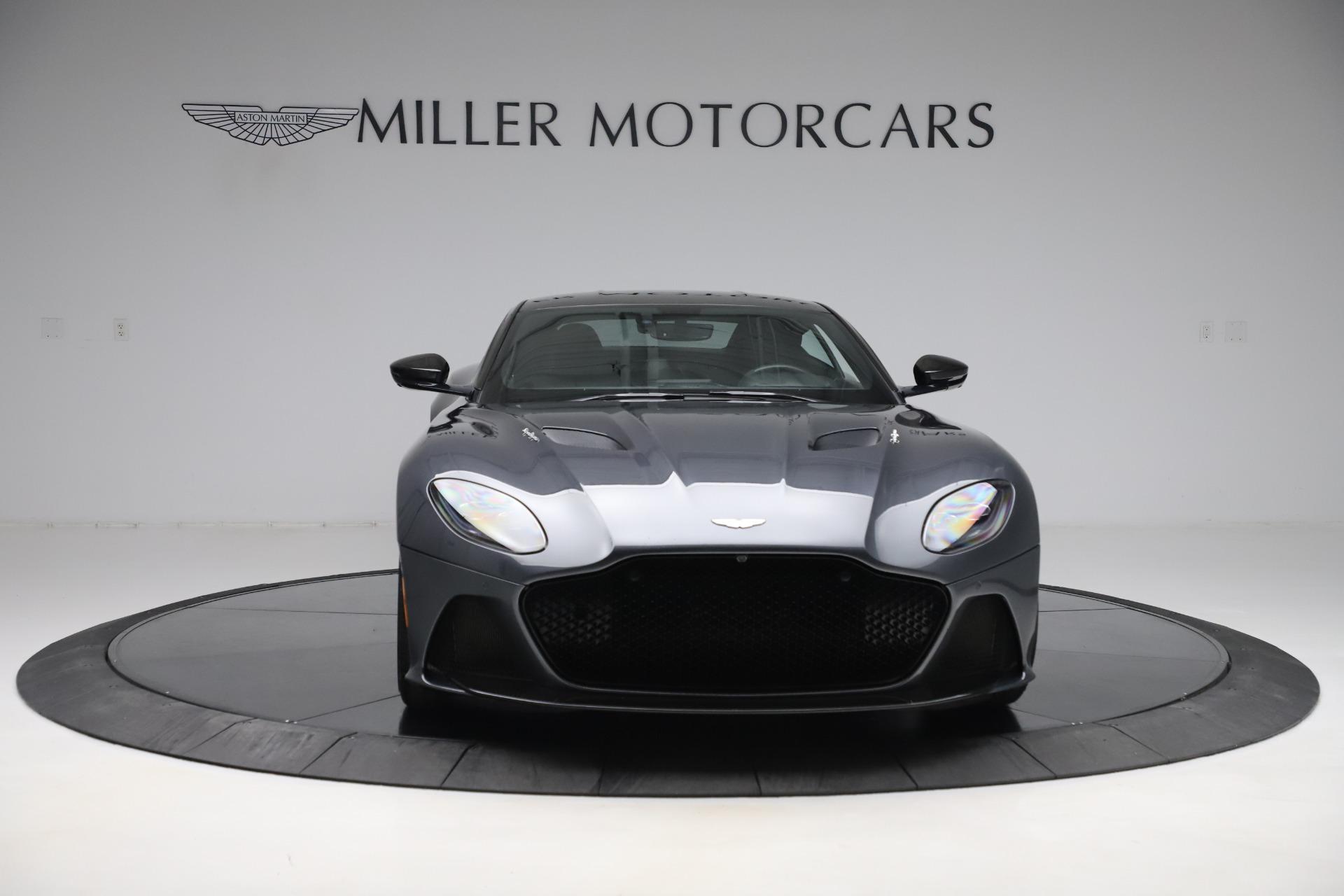 Used 2019 Aston Martin DBS Superleggera Coupe For Sale In Westport, CT 3570_p12