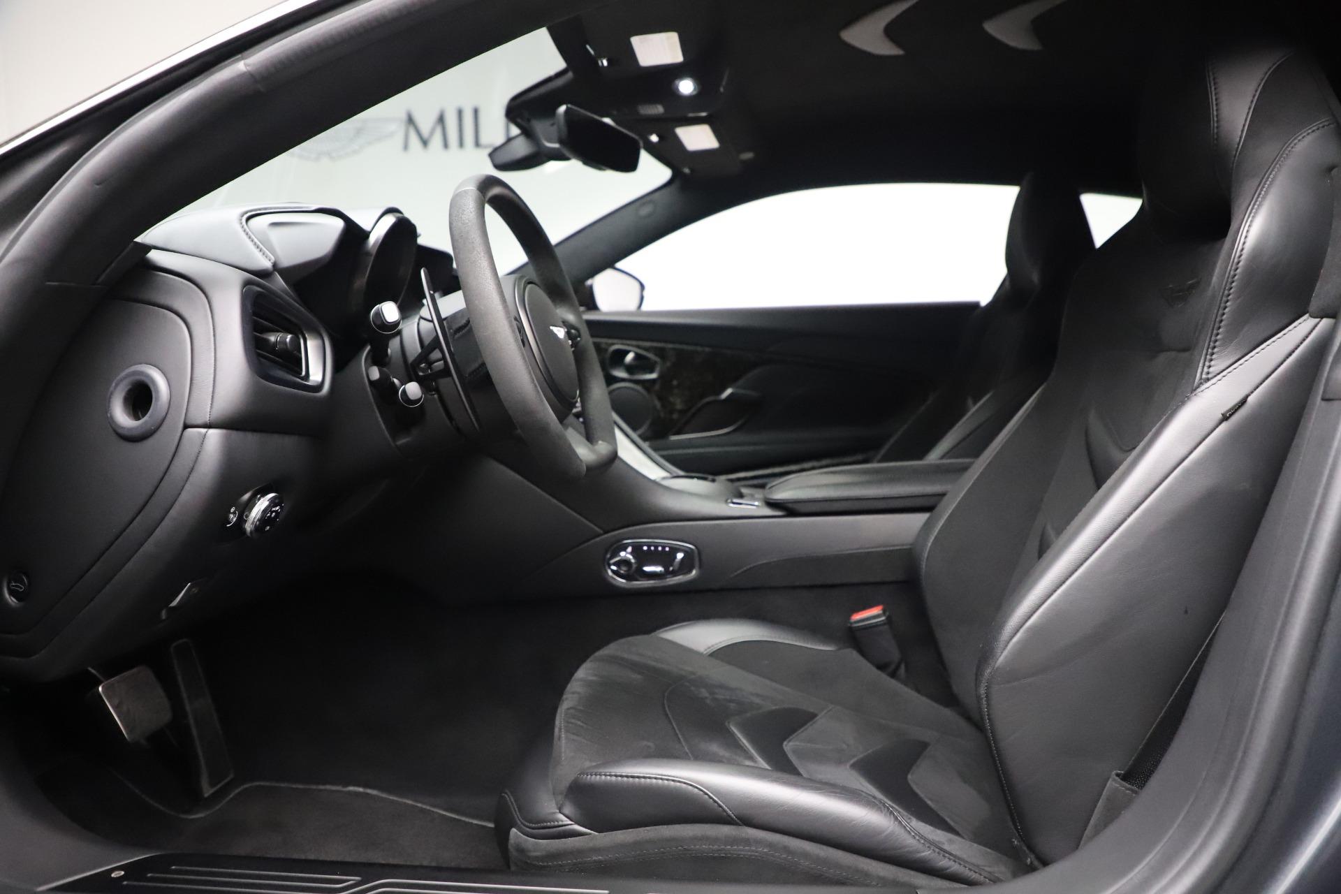 Used 2019 Aston Martin DBS Superleggera Coupe For Sale In Westport, CT 3570_p14