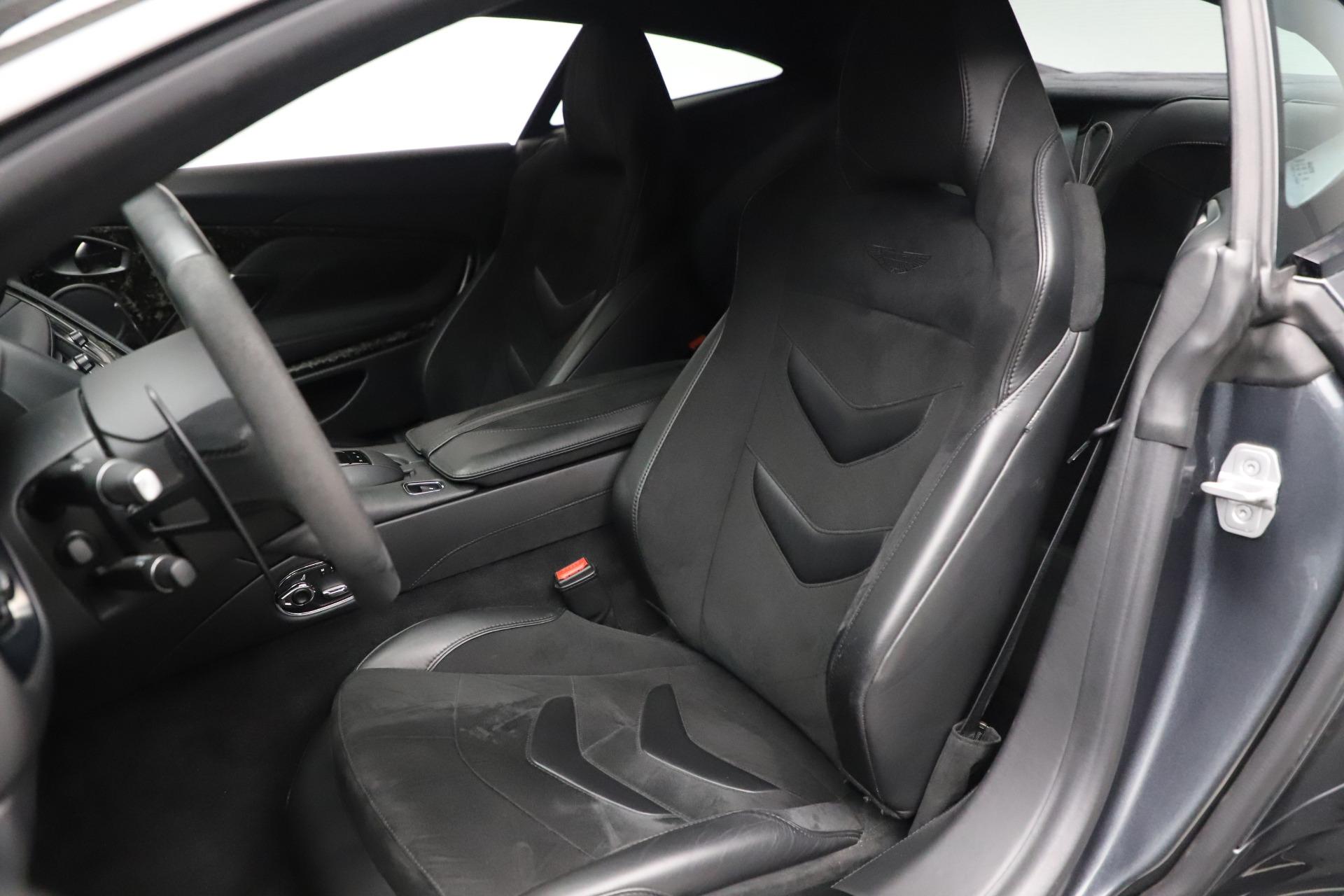 Used 2019 Aston Martin DBS Superleggera Coupe For Sale In Westport, CT 3570_p15