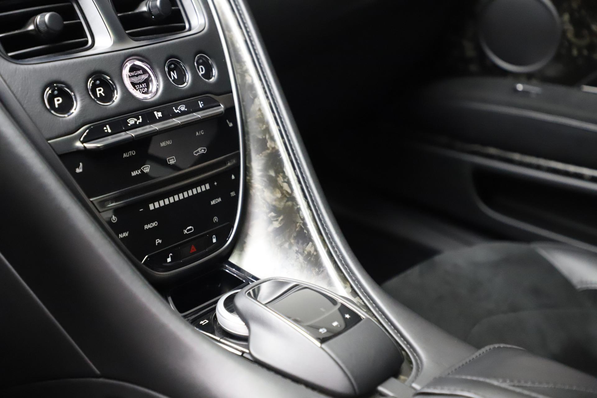 Used 2019 Aston Martin DBS Superleggera Coupe For Sale In Westport, CT 3570_p21