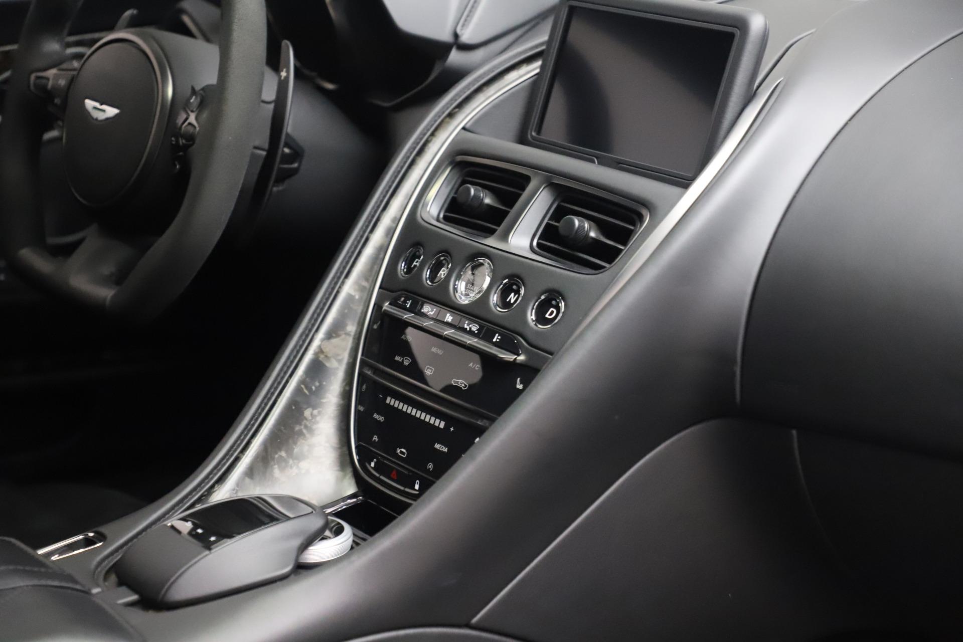 Used 2019 Aston Martin DBS Superleggera Coupe For Sale In Westport, CT 3570_p25