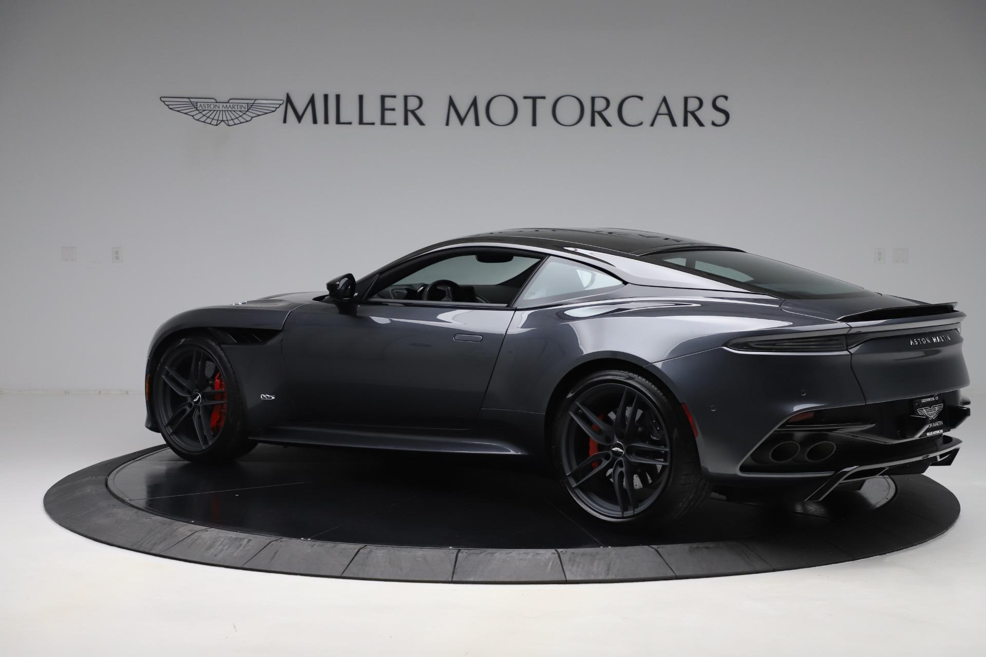 Used 2019 Aston Martin DBS Superleggera Coupe For Sale In Westport, CT 3570_p4