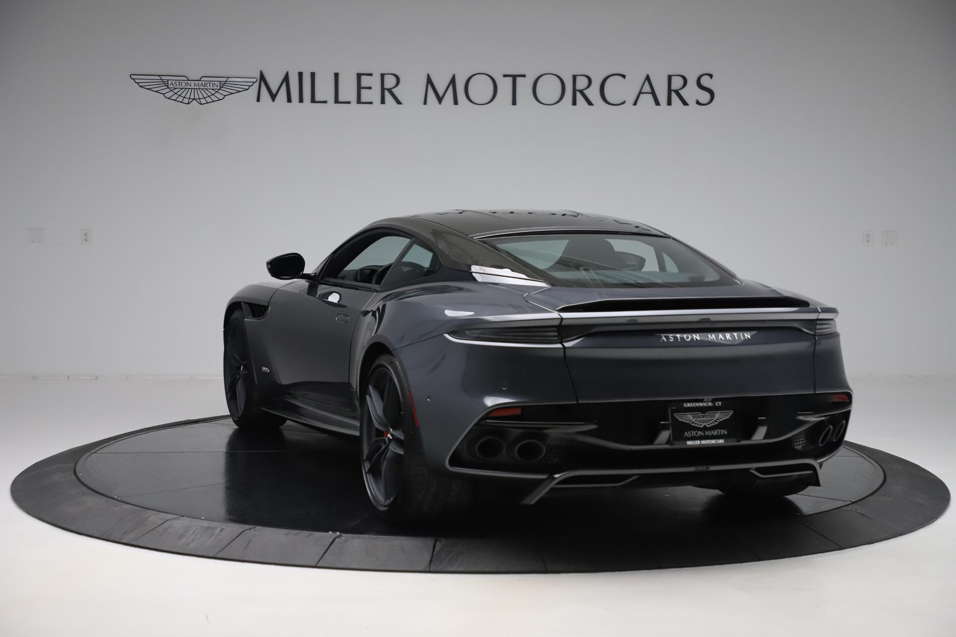 Used 2019 Aston Martin DBS Superleggera Coupe For Sale In Westport, CT 3570_p5