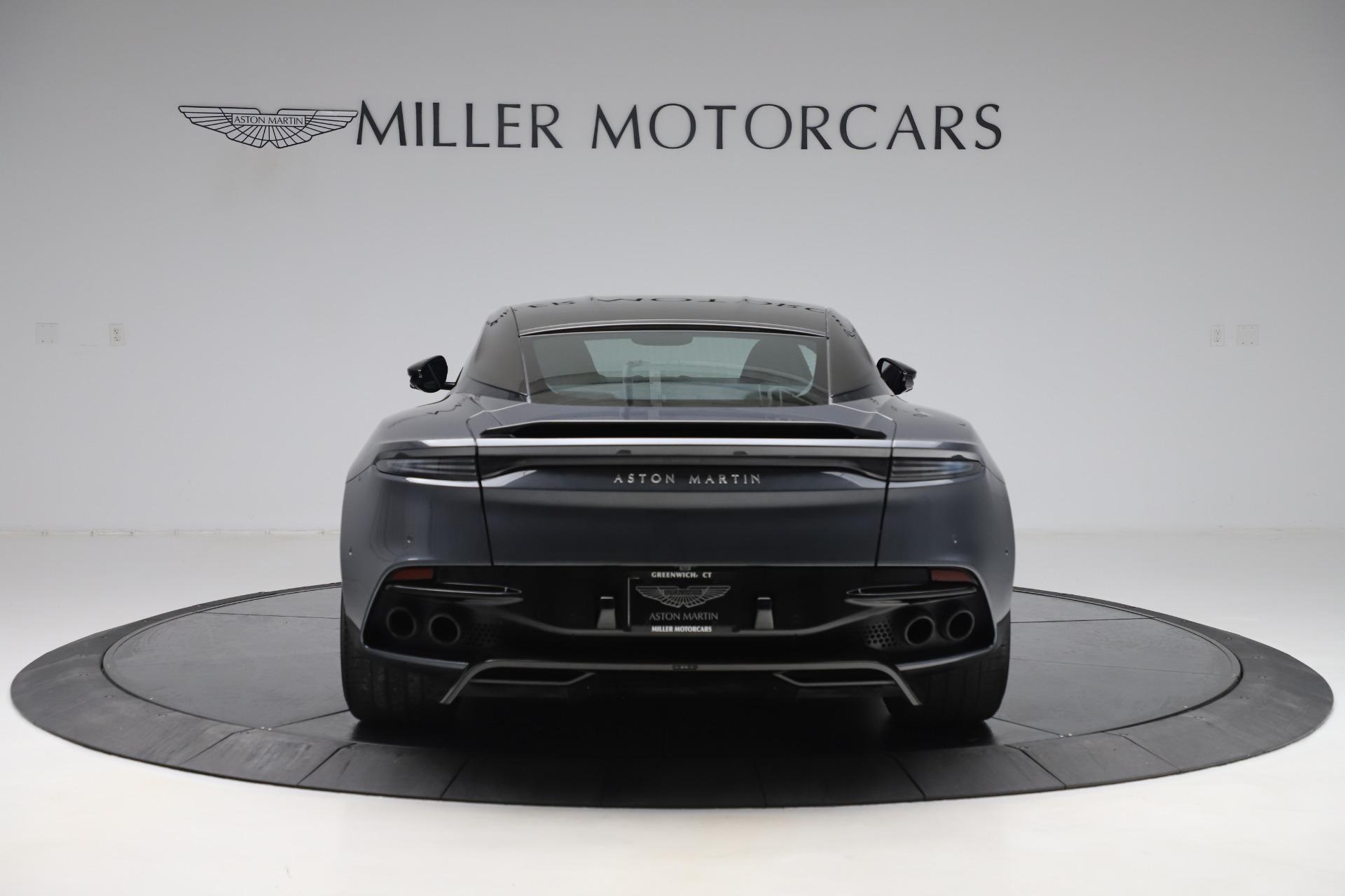 Used 2019 Aston Martin DBS Superleggera Coupe For Sale In Westport, CT 3570_p6