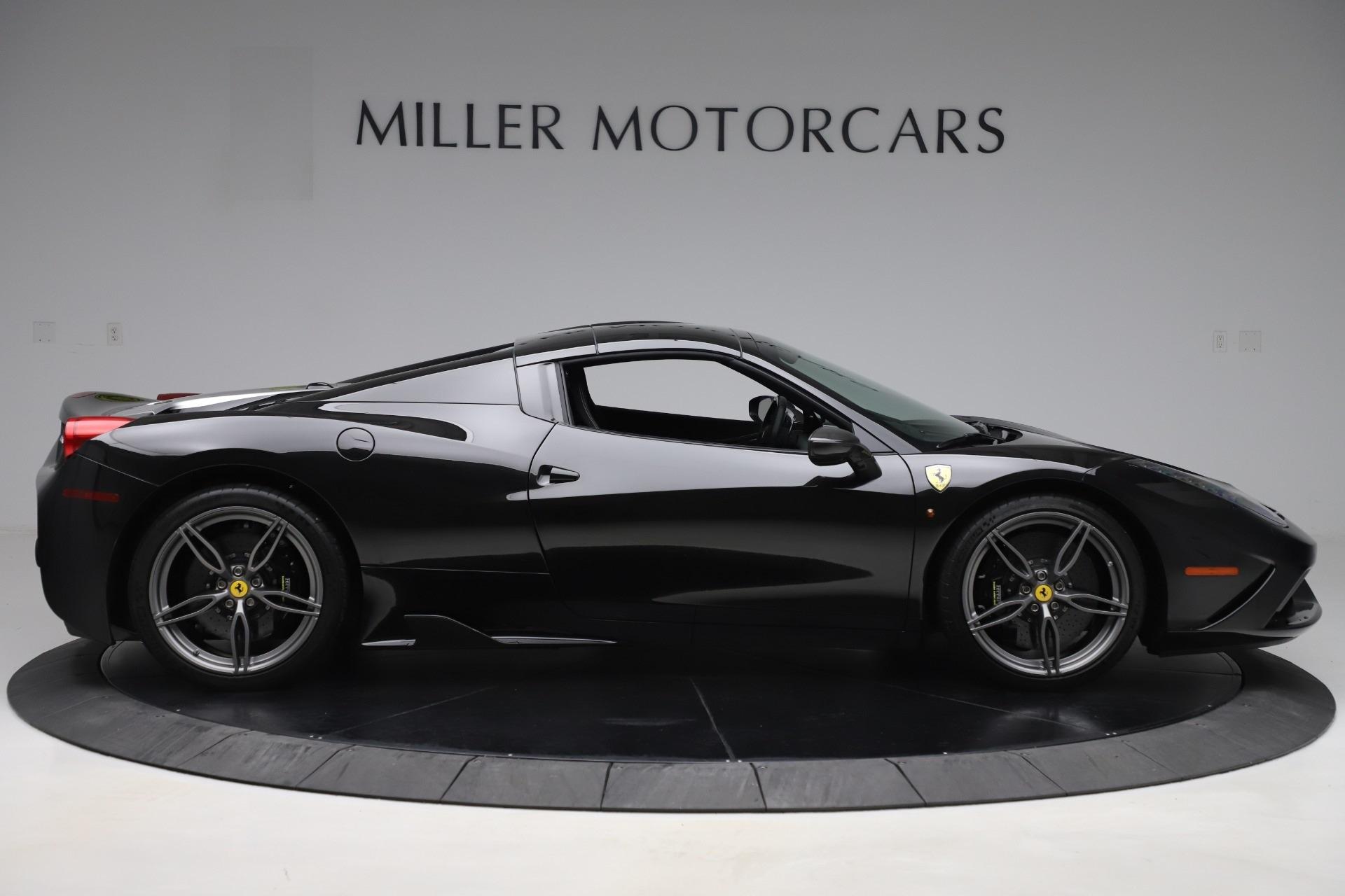 Used 2015 Ferrari 458 Speciale Aperta  For Sale In Westport, CT 3571_p17
