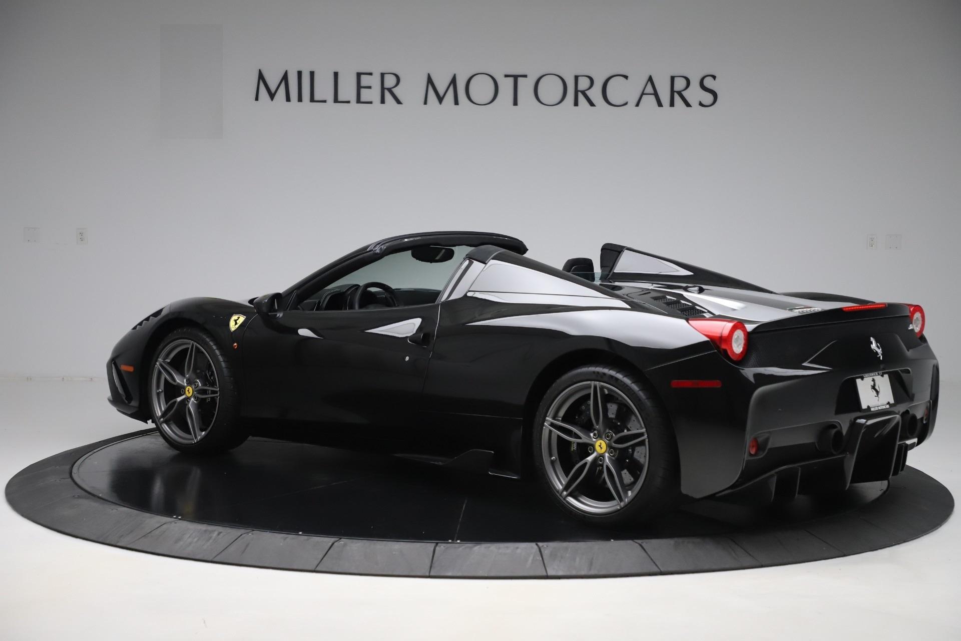 Used 2015 Ferrari 458 Speciale Aperta  For Sale In Westport, CT 3571_p4