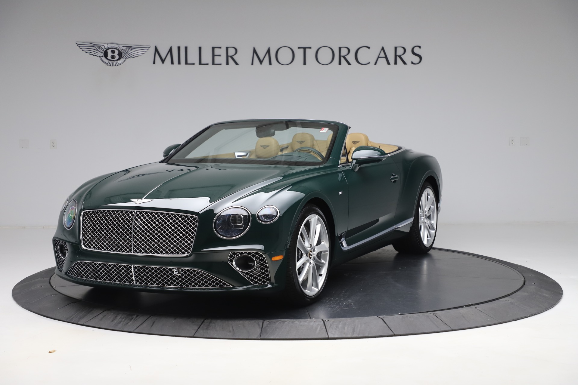 New 2020 Bentley Continental GTC V8 For Sale In Westport, CT 3572_main