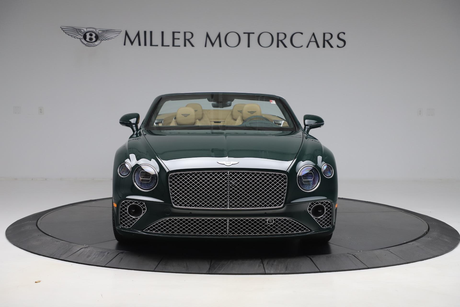New 2020 Bentley Continental GTC V8 For Sale In Westport, CT 3572_p12