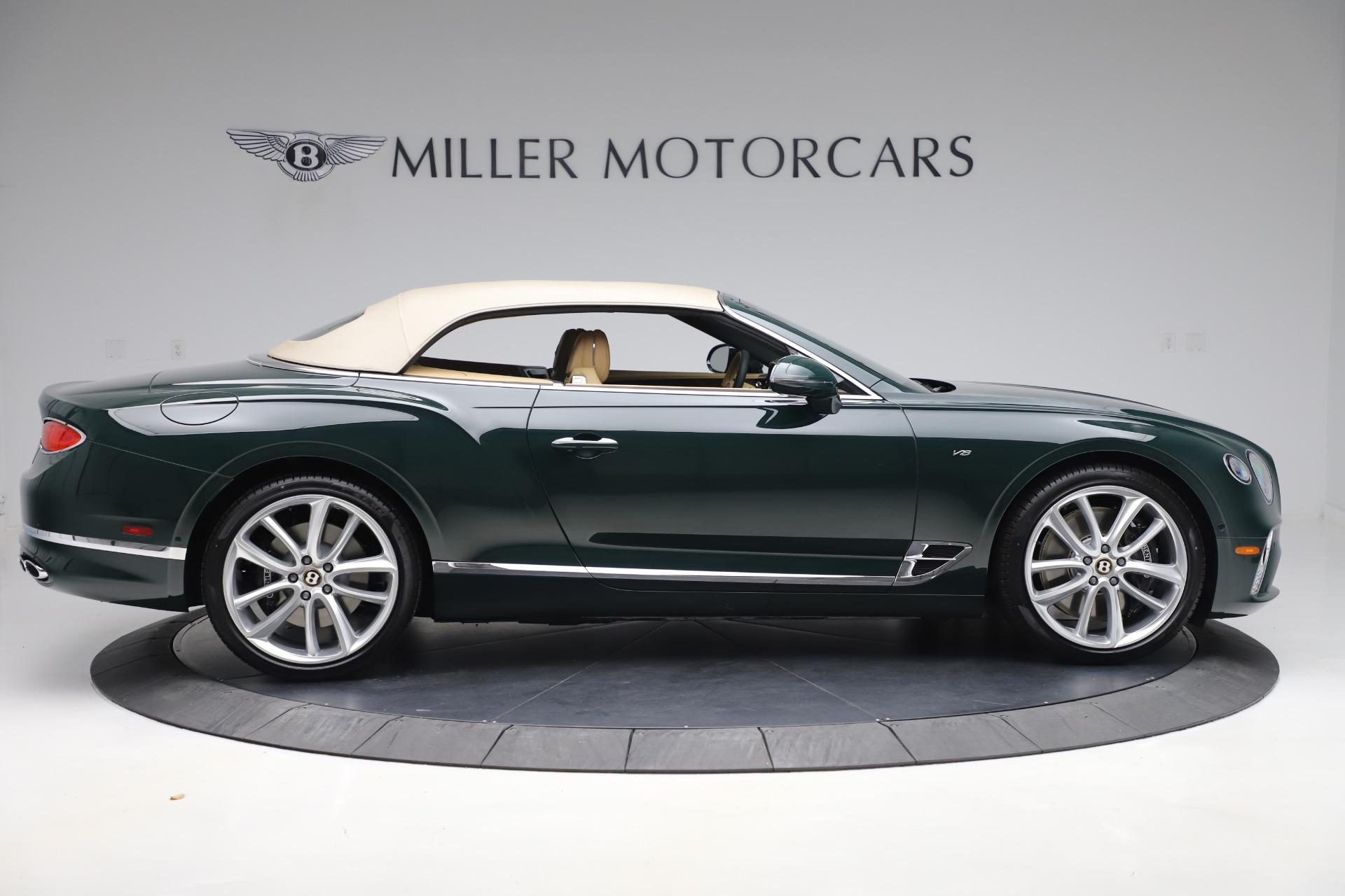 New 2020 Bentley Continental GTC V8 For Sale In Westport, CT 3572_p18