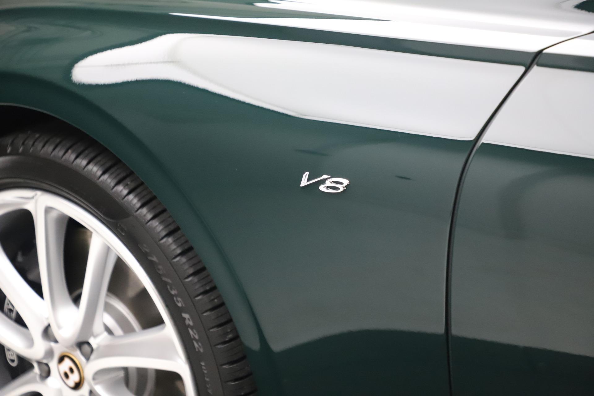 New 2020 Bentley Continental GTC V8 For Sale In Westport, CT 3572_p24