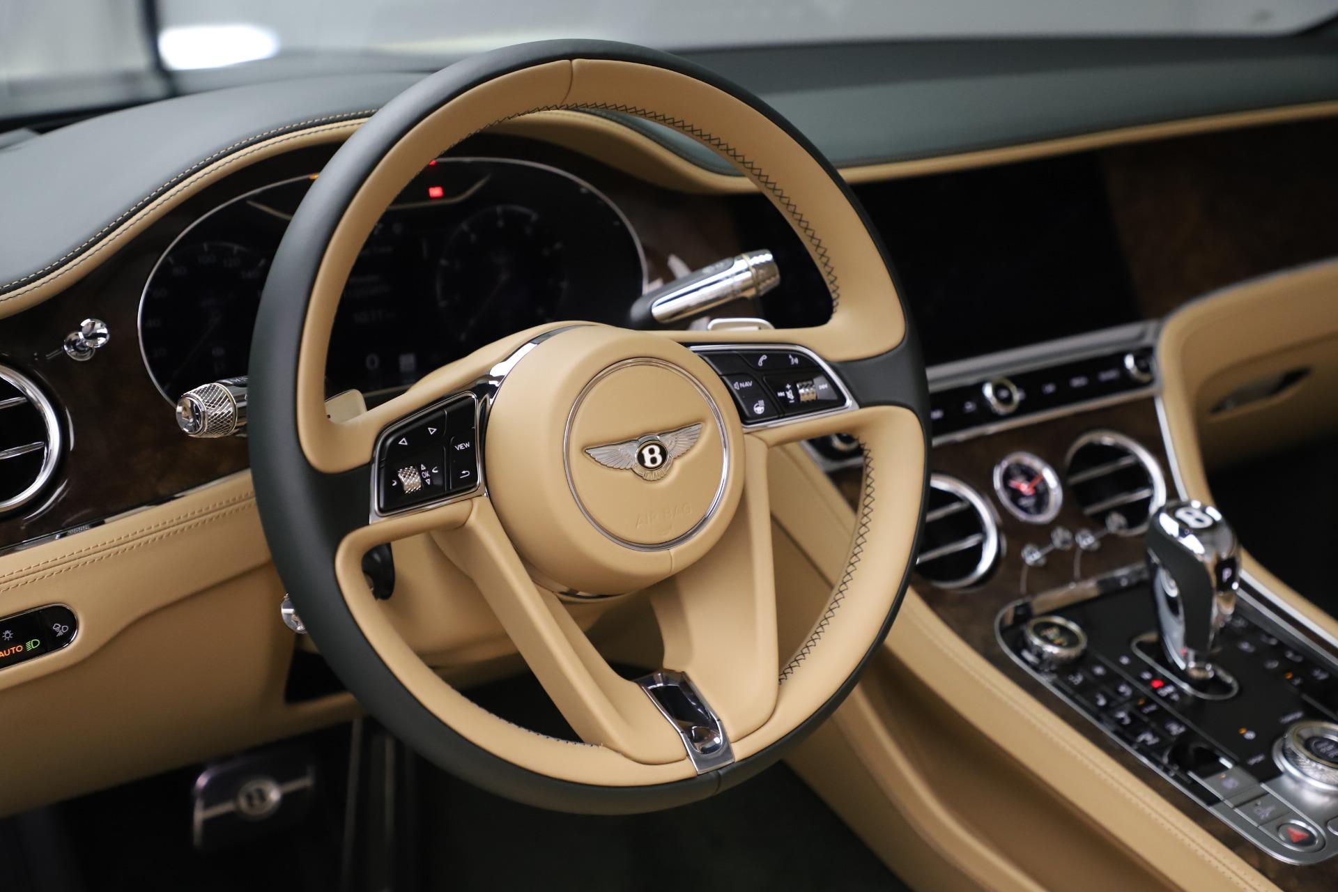 New 2020 Bentley Continental GTC V8 For Sale In Westport, CT 3572_p27