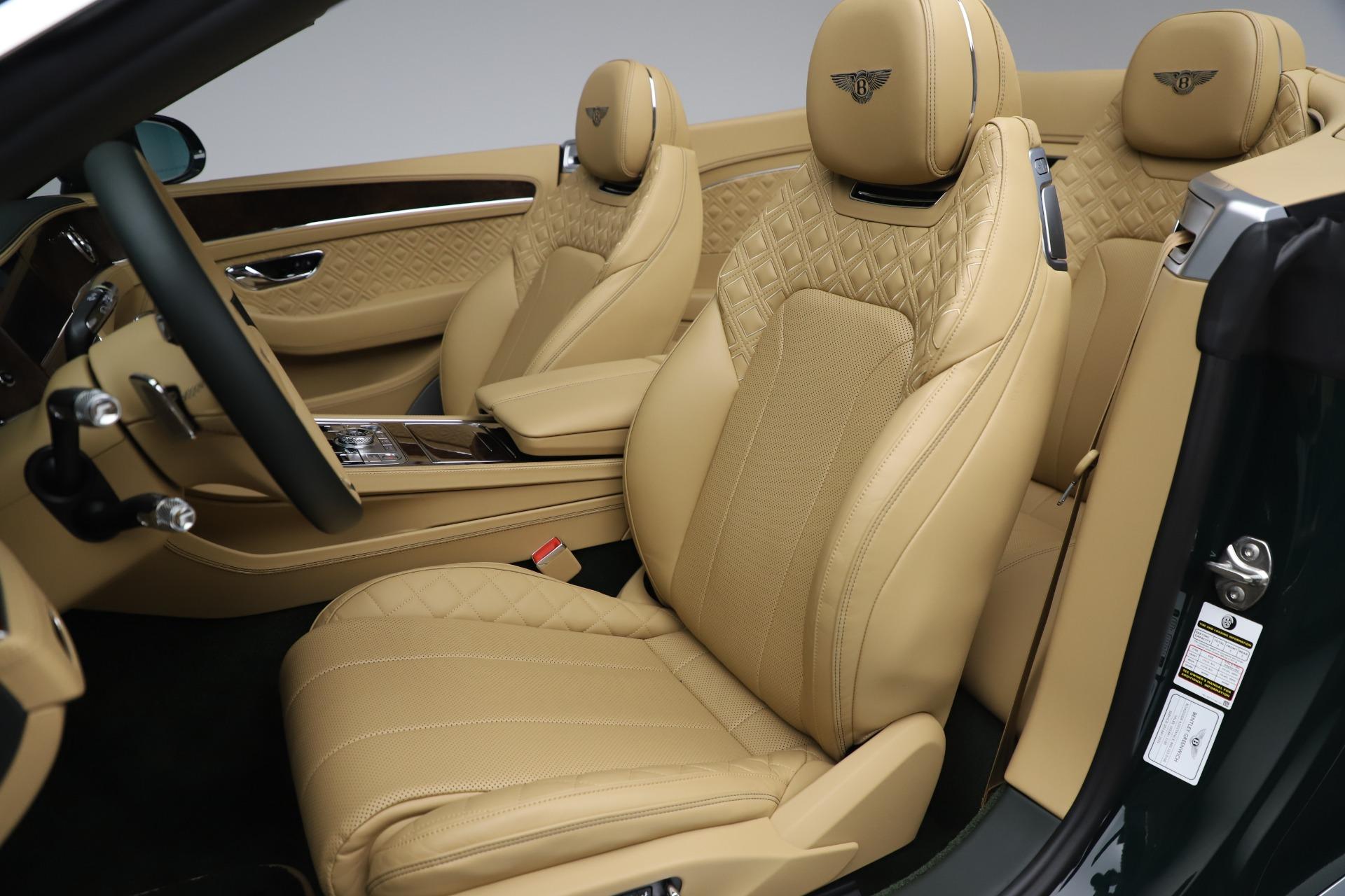 New 2020 Bentley Continental GTC V8 For Sale In Westport, CT 3572_p29
