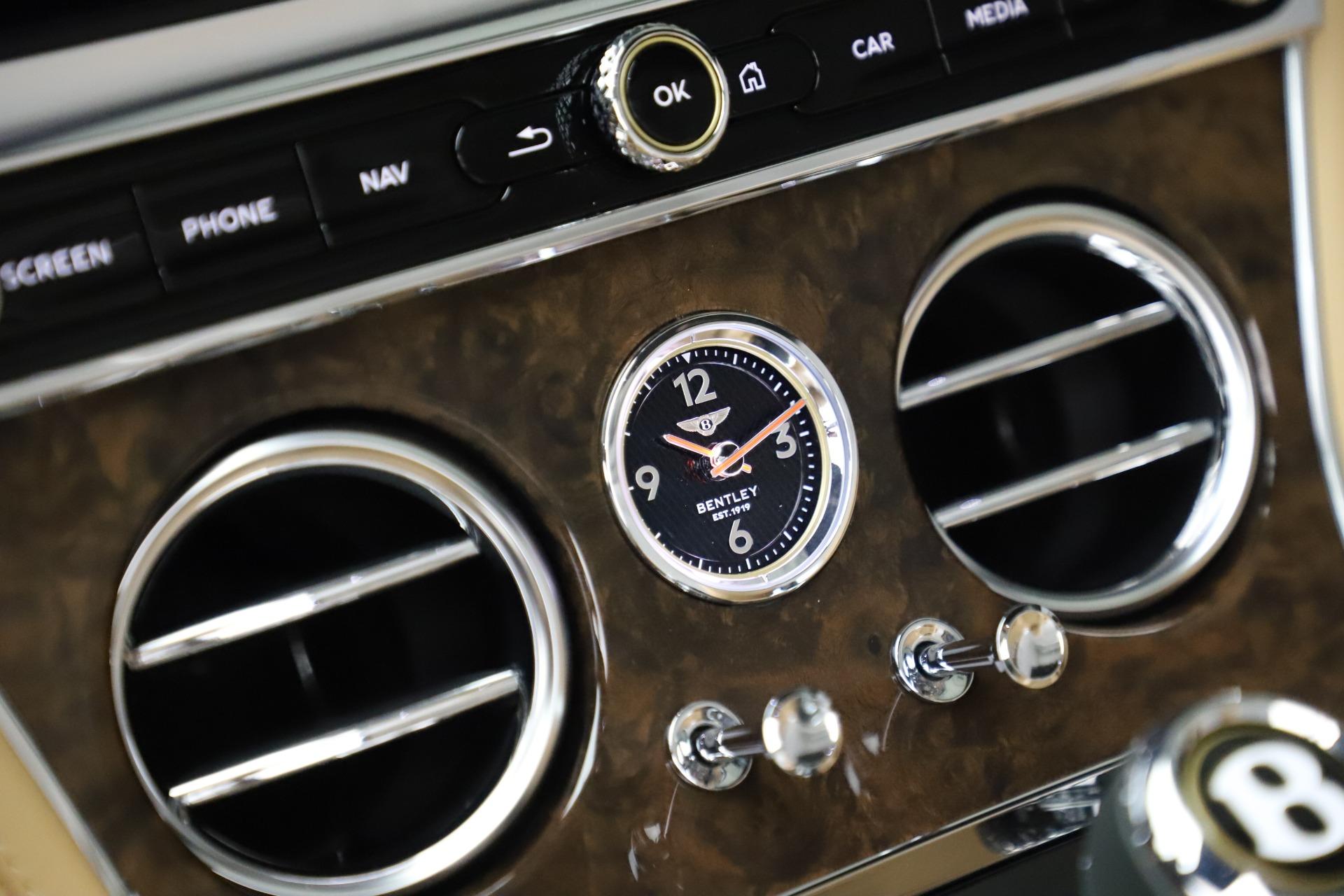 New 2020 Bentley Continental GTC V8 For Sale In Westport, CT 3572_p31