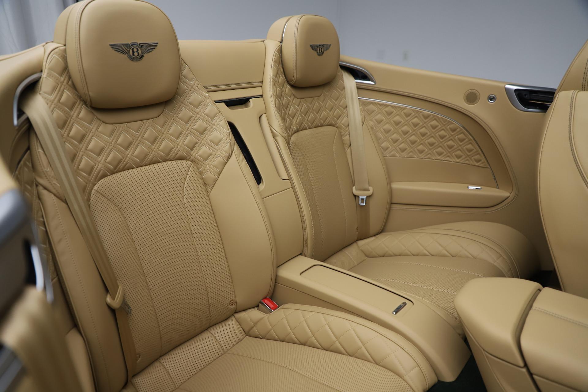New 2020 Bentley Continental GTC V8 For Sale In Westport, CT 3572_p33
