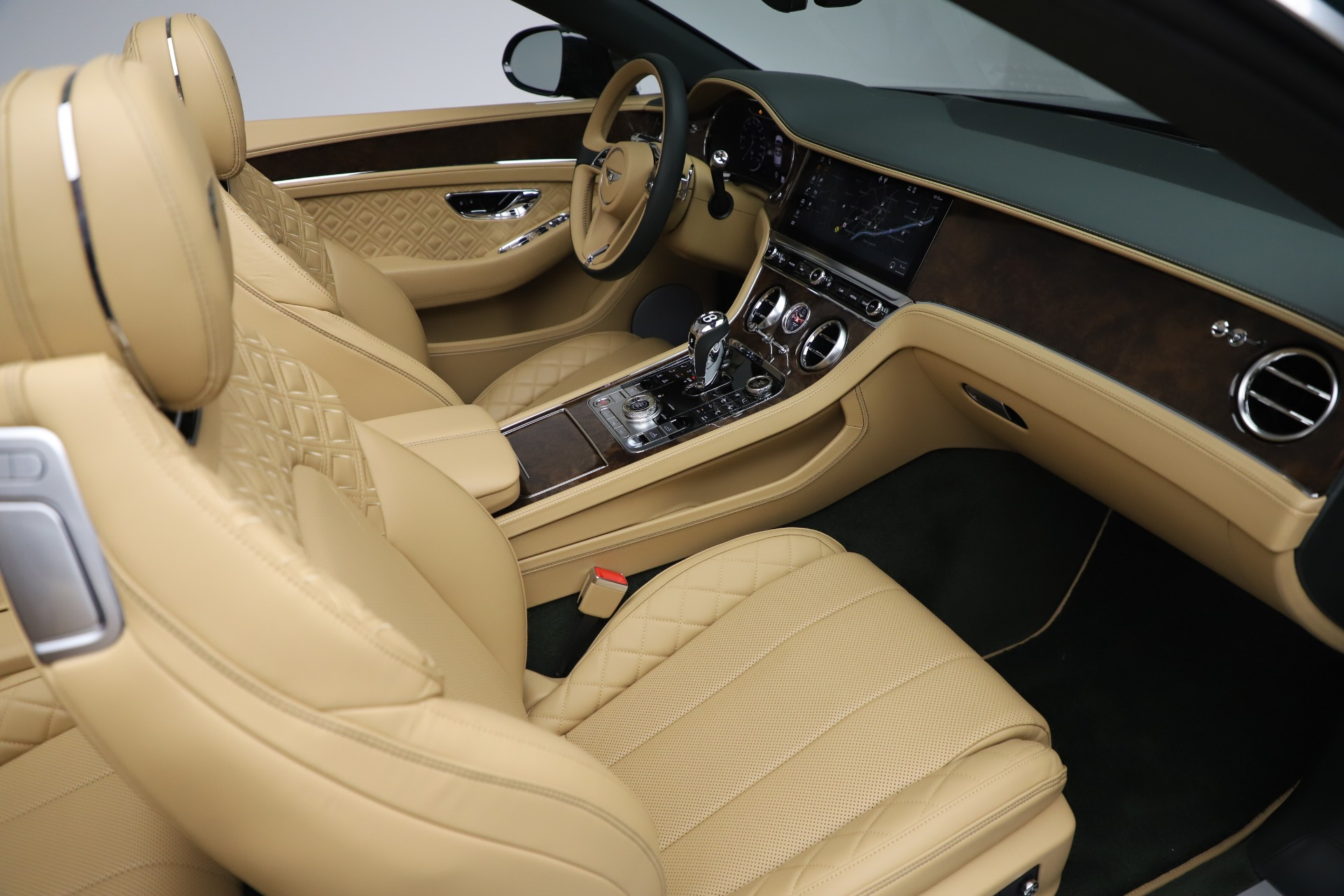 New 2020 Bentley Continental GTC V8 For Sale In Westport, CT 3572_p34