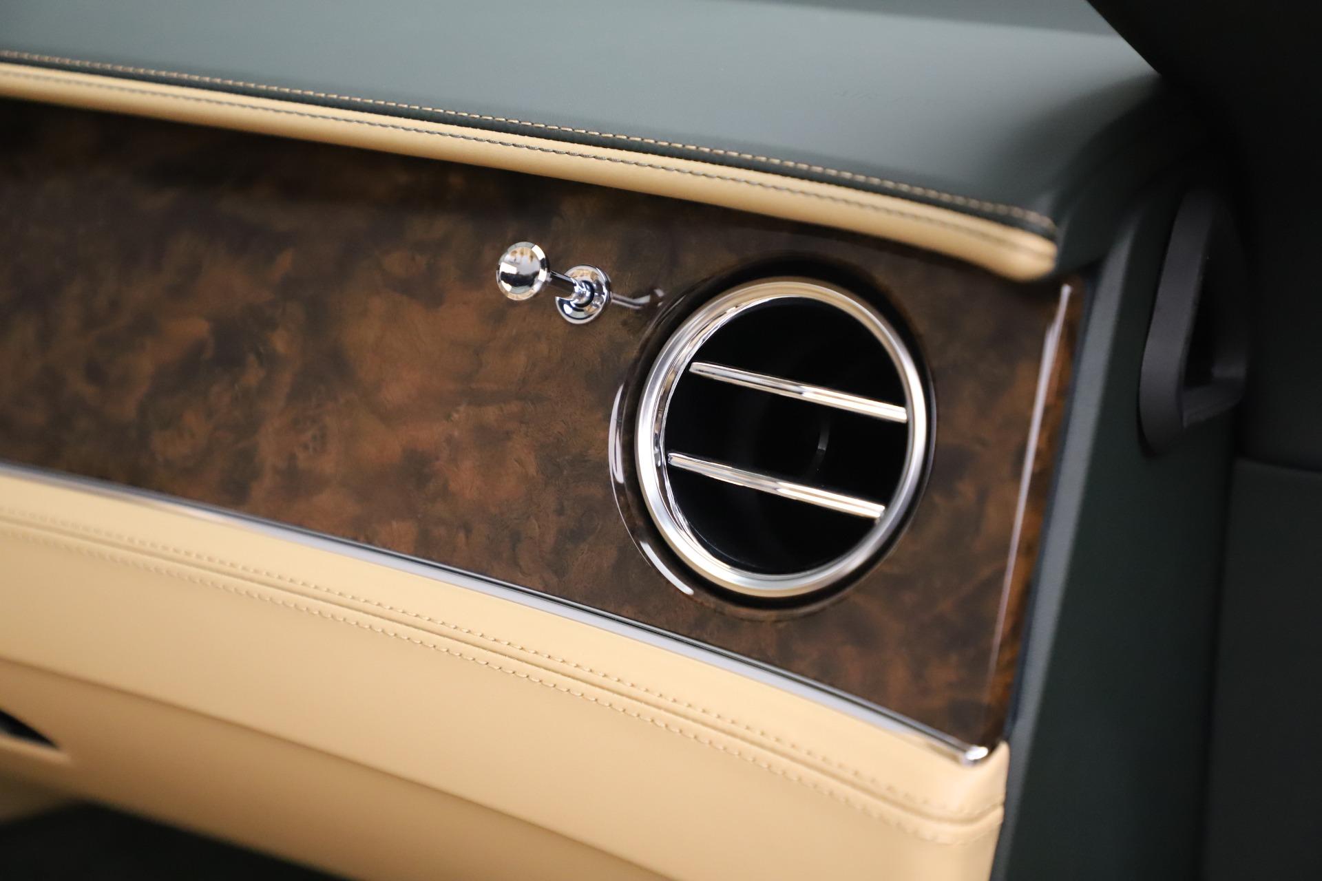 New 2020 Bentley Continental GTC V8 For Sale In Westport, CT 3572_p39