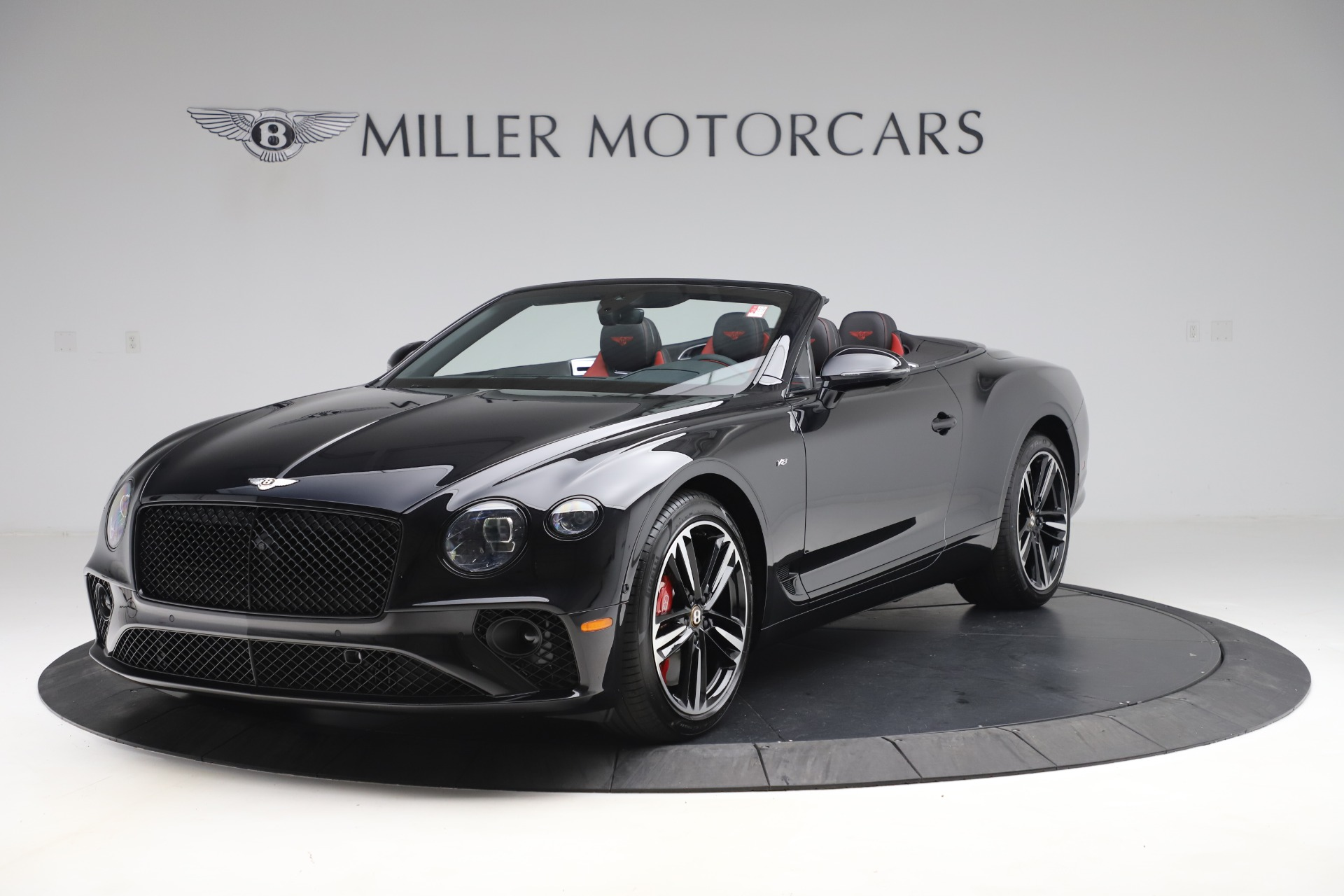 New 2020 Bentley Continental GTC V8 For Sale In Westport, CT 3575_main