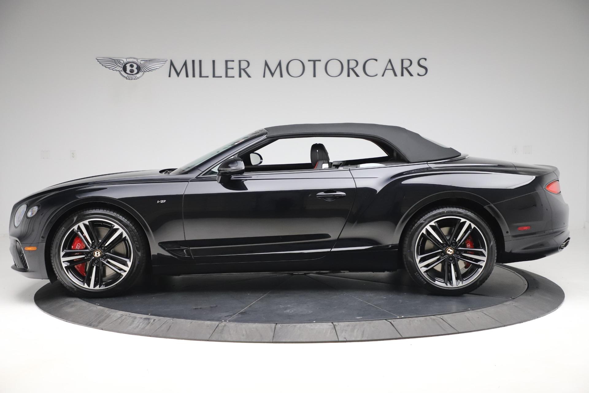 New 2020 Bentley Continental GTC V8 For Sale In Westport, CT 3575_p14