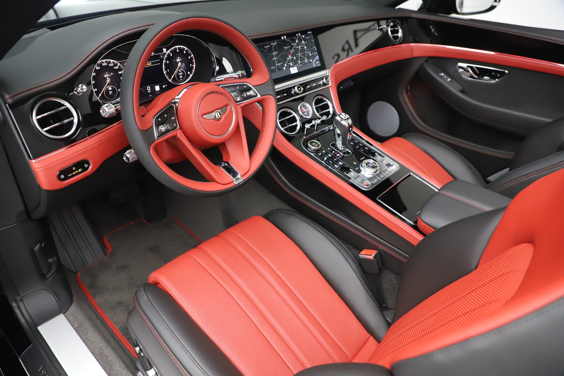 New 2020 Bentley Continental GTC V8 For Sale In Westport, CT 3575_p24