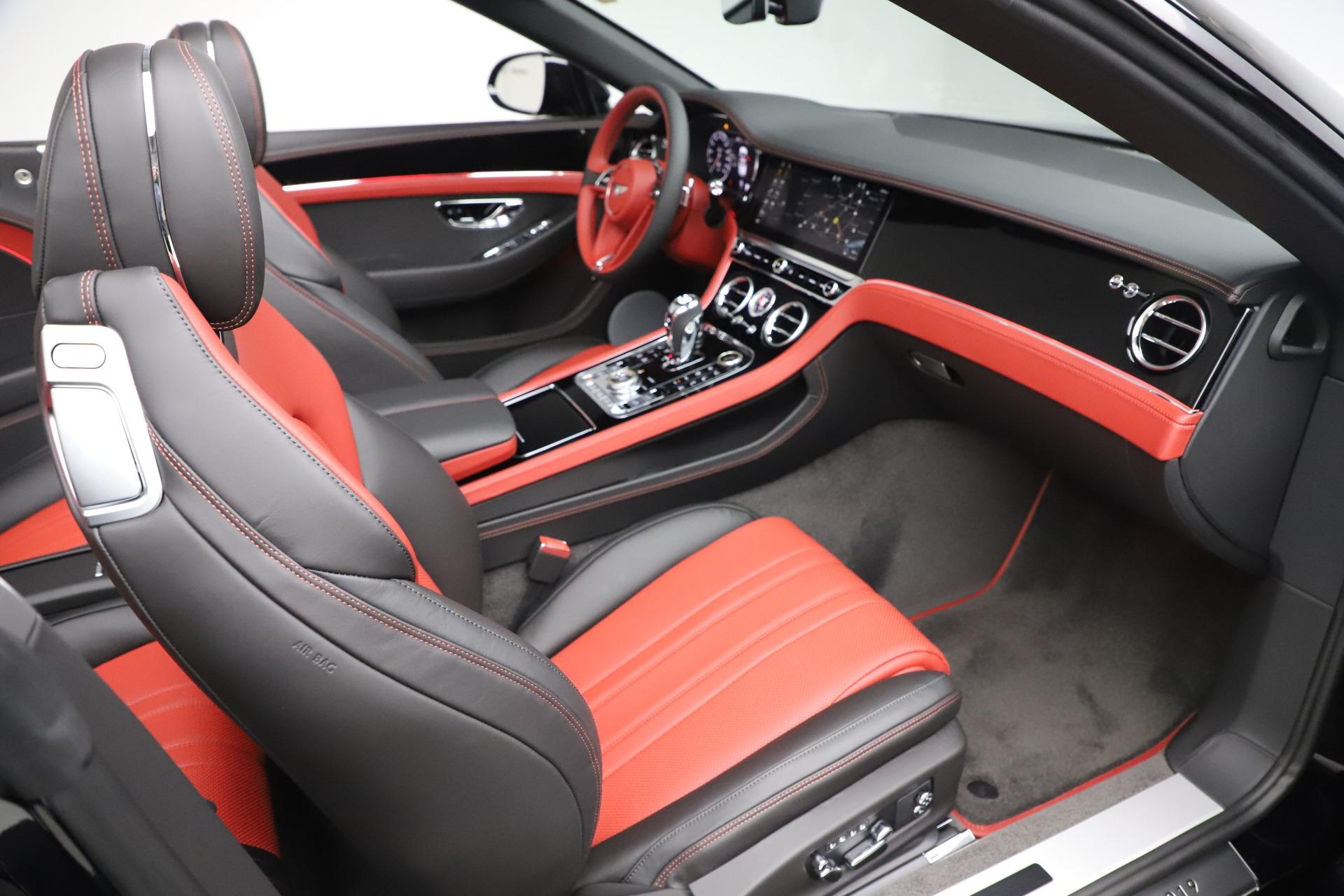 New 2020 Bentley Continental GTC V8 For Sale In Westport, CT 3575_p33