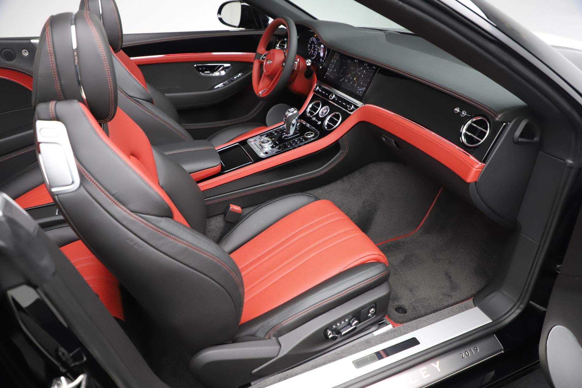 New 2020 Bentley Continental GTC V8 For Sale In Westport, CT 3575_p34
