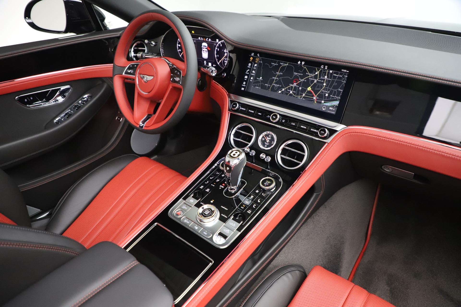 New 2020 Bentley Continental GTC V8 For Sale In Westport, CT 3575_p37
