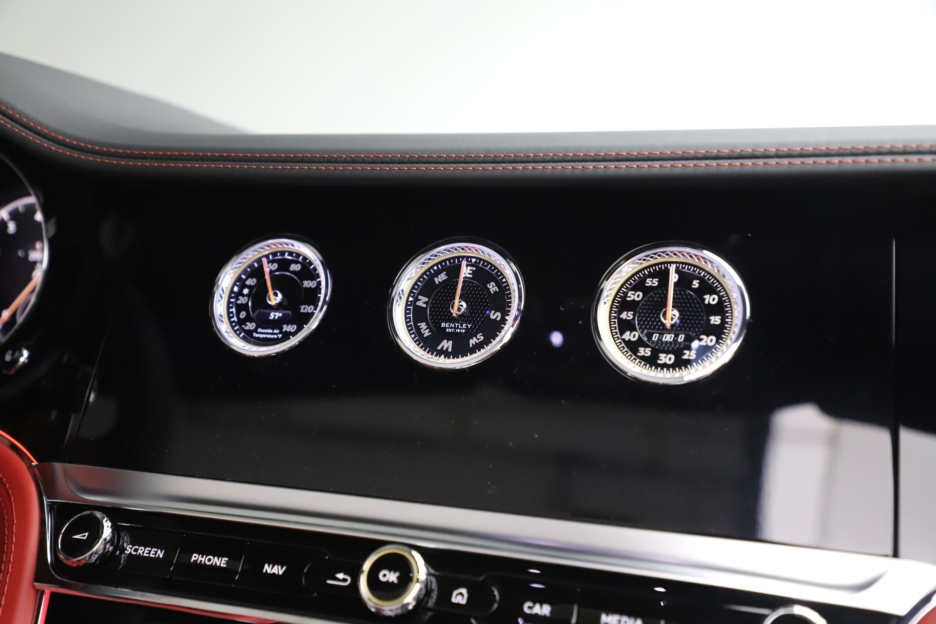 New 2020 Bentley Continental GTC V8 For Sale In Westport, CT 3575_p39