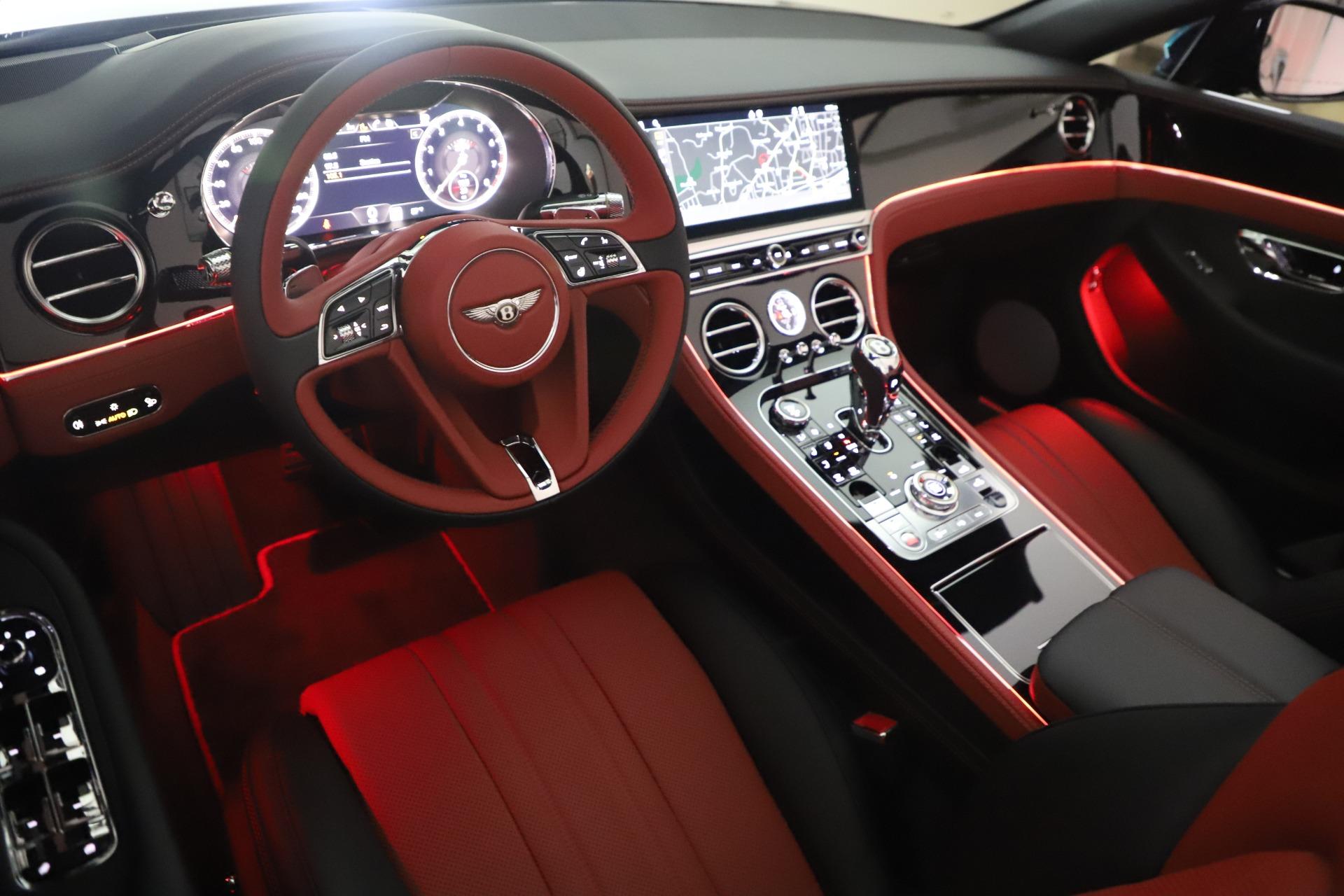 New 2020 Bentley Continental GTC V8 For Sale In Westport, CT 3575_p41