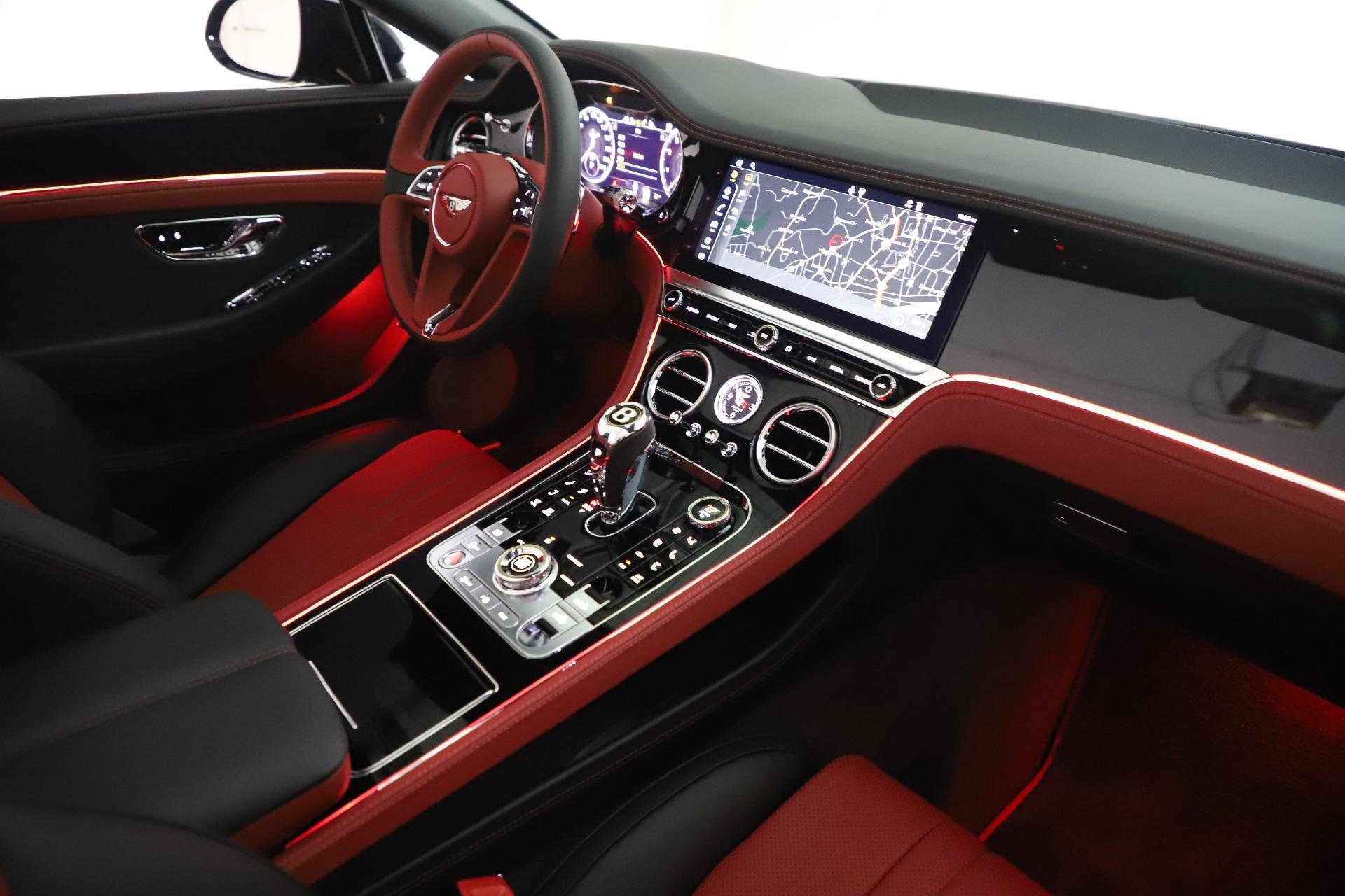 New 2020 Bentley Continental GTC V8 For Sale In Westport, CT 3575_p43