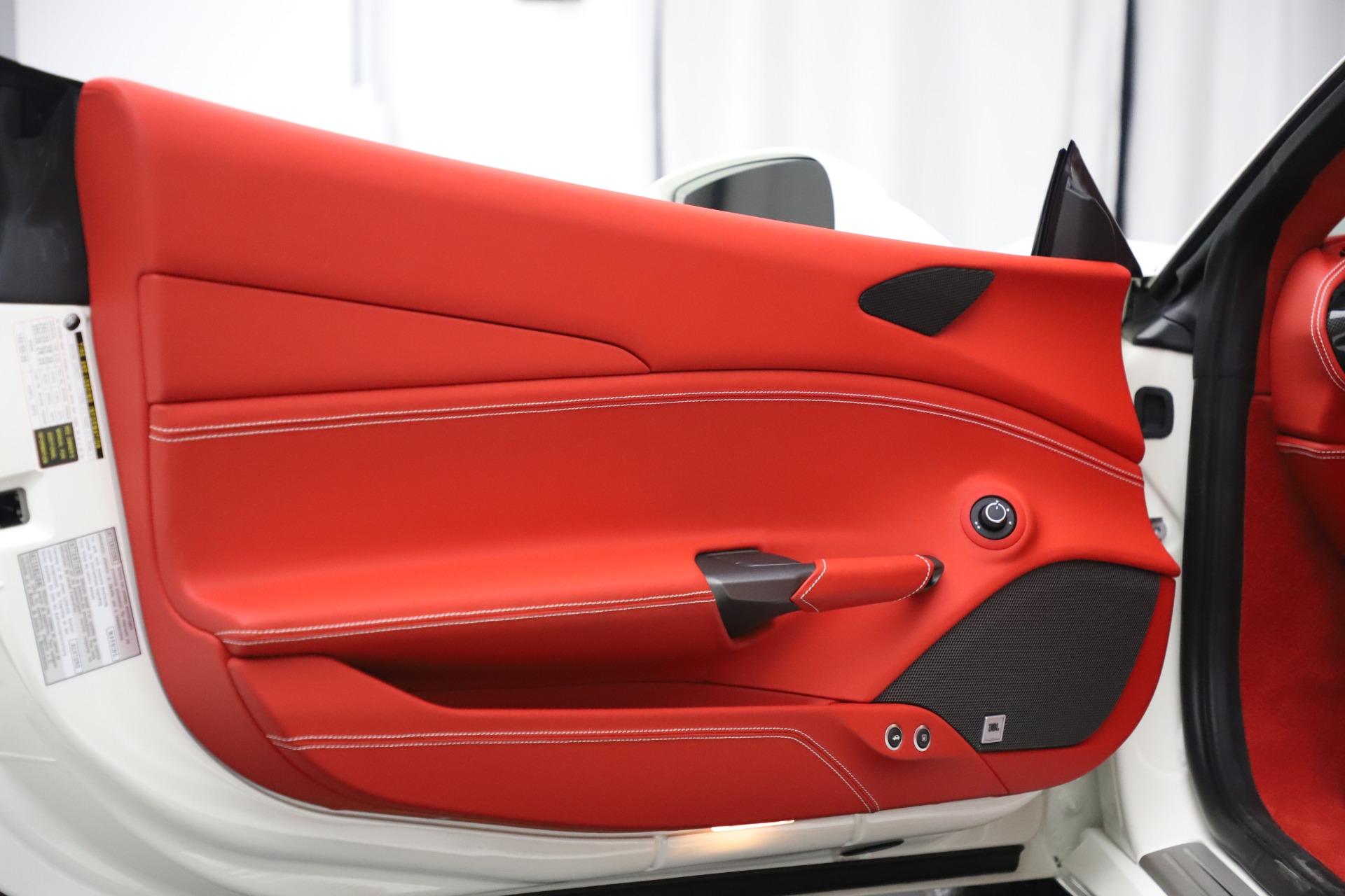 Used 2018 Ferrari 488 Spider  For Sale In Westport, CT 3579_p22