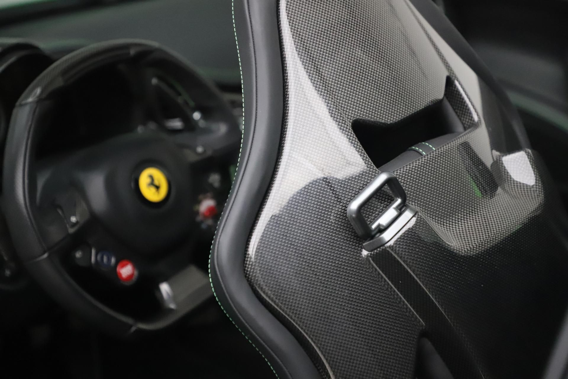 Used 2015 Ferrari 458 Spider  For Sale In Westport, CT 3580_p28