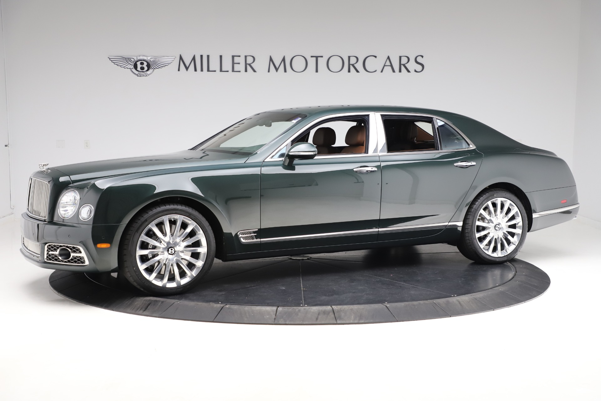 New 2020 Bentley Mulsanne V8 For Sale In Westport, CT 3581_p2
