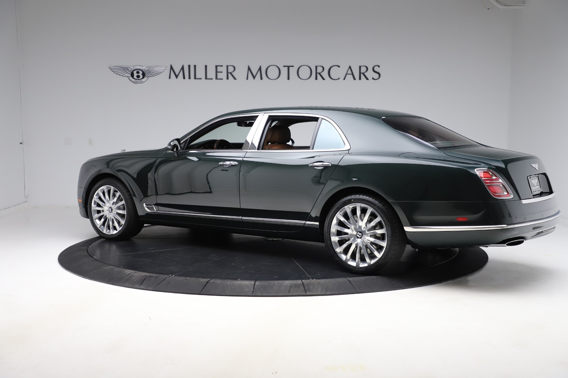 New 2020 Bentley Mulsanne V8 For Sale In Westport, CT 3581_p4