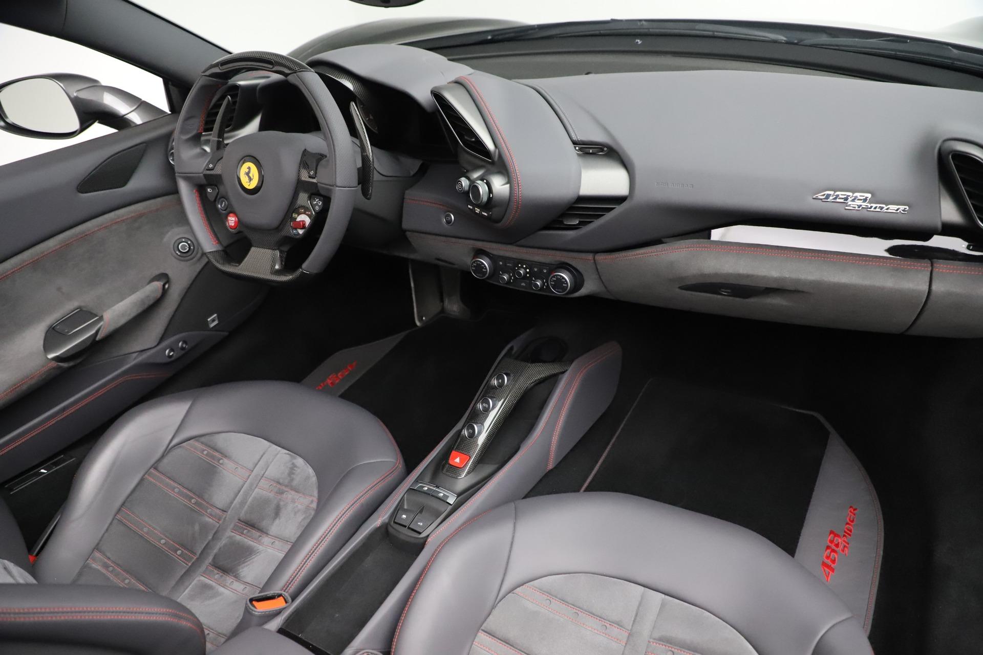 Used 2018 Ferrari 488 Spider  For Sale In Westport, CT 3584_p23
