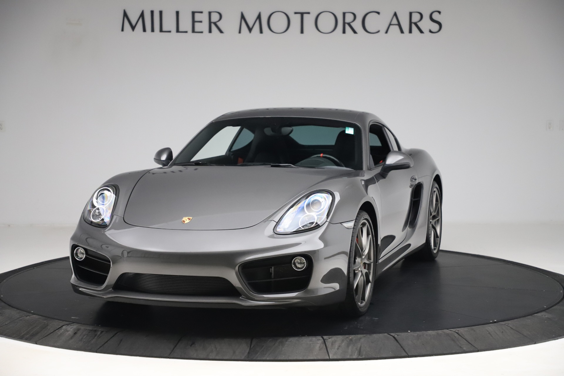 Used 2015 Porsche Cayman S For Sale In Westport, CT 3586_main