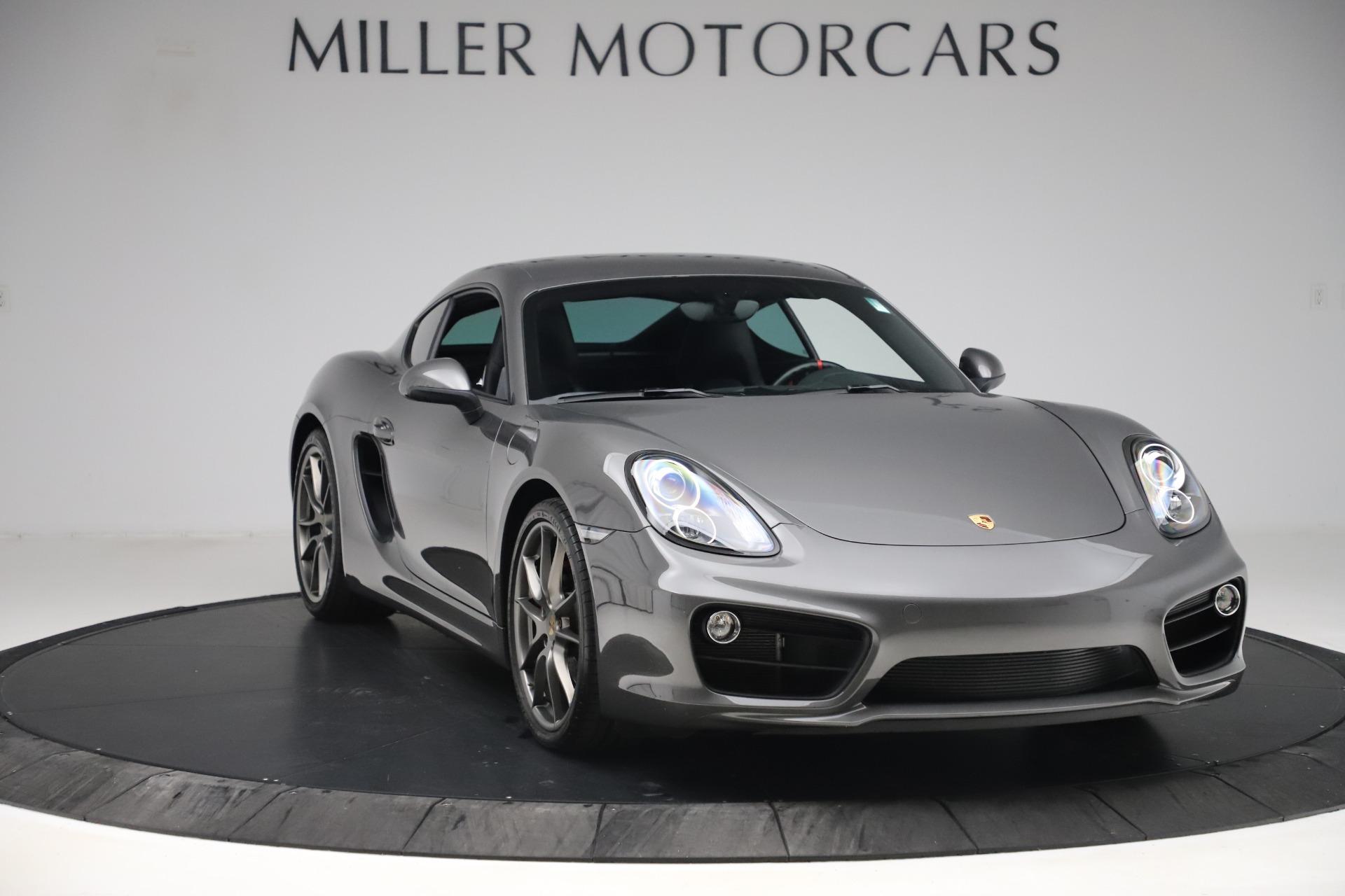 Used 2015 Porsche Cayman S For Sale In Westport, CT 3586_p11