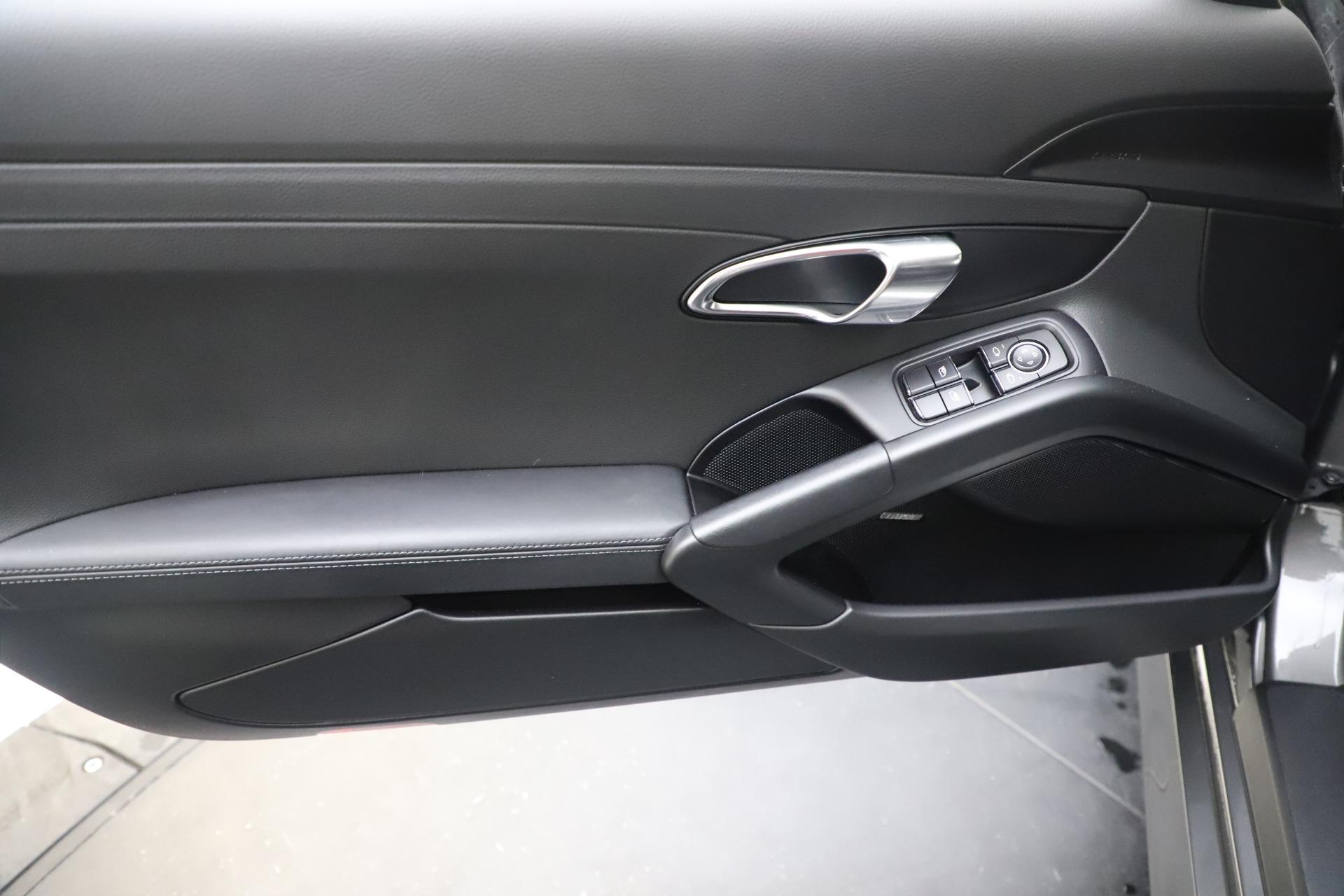 Used 2015 Porsche Cayman S For Sale In Westport, CT 3586_p17