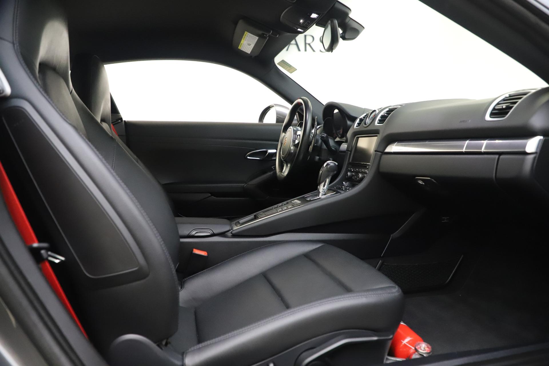 Used 2015 Porsche Cayman S For Sale In Westport, CT 3586_p19
