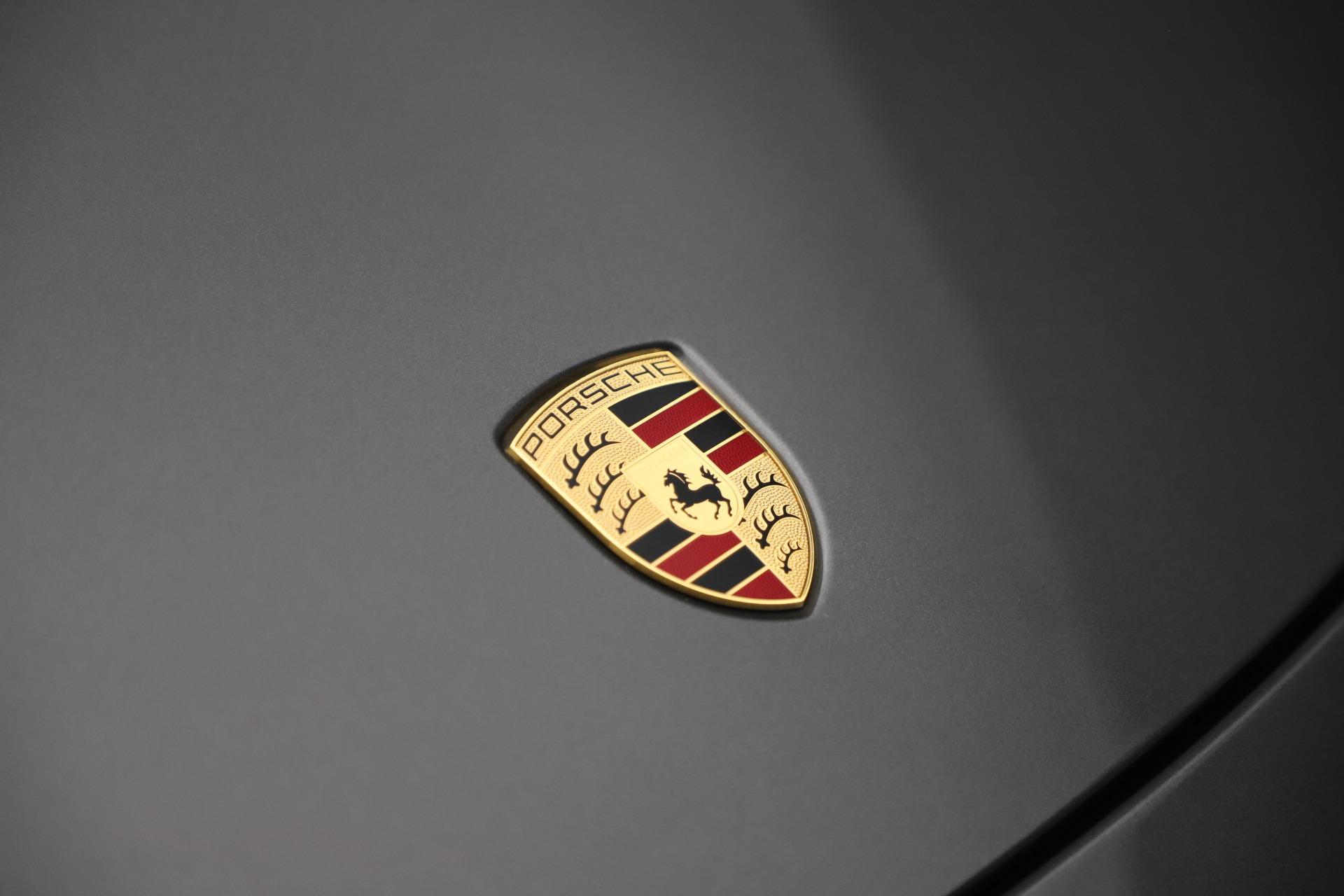 Used 2015 Porsche Cayman S For Sale In Westport, CT 3586_p22