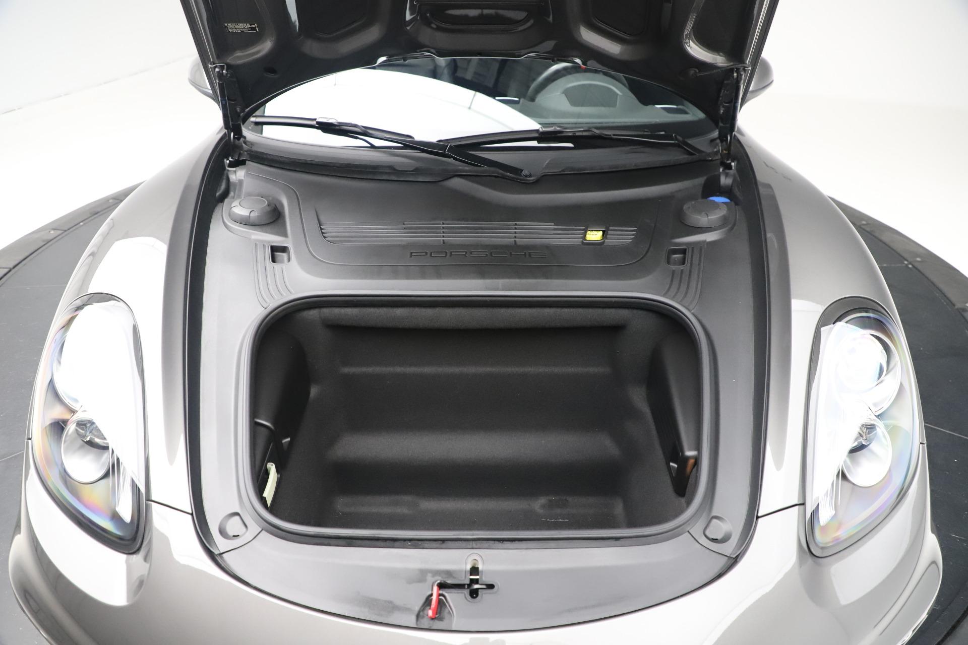 Used 2015 Porsche Cayman S For Sale In Westport, CT 3586_p23