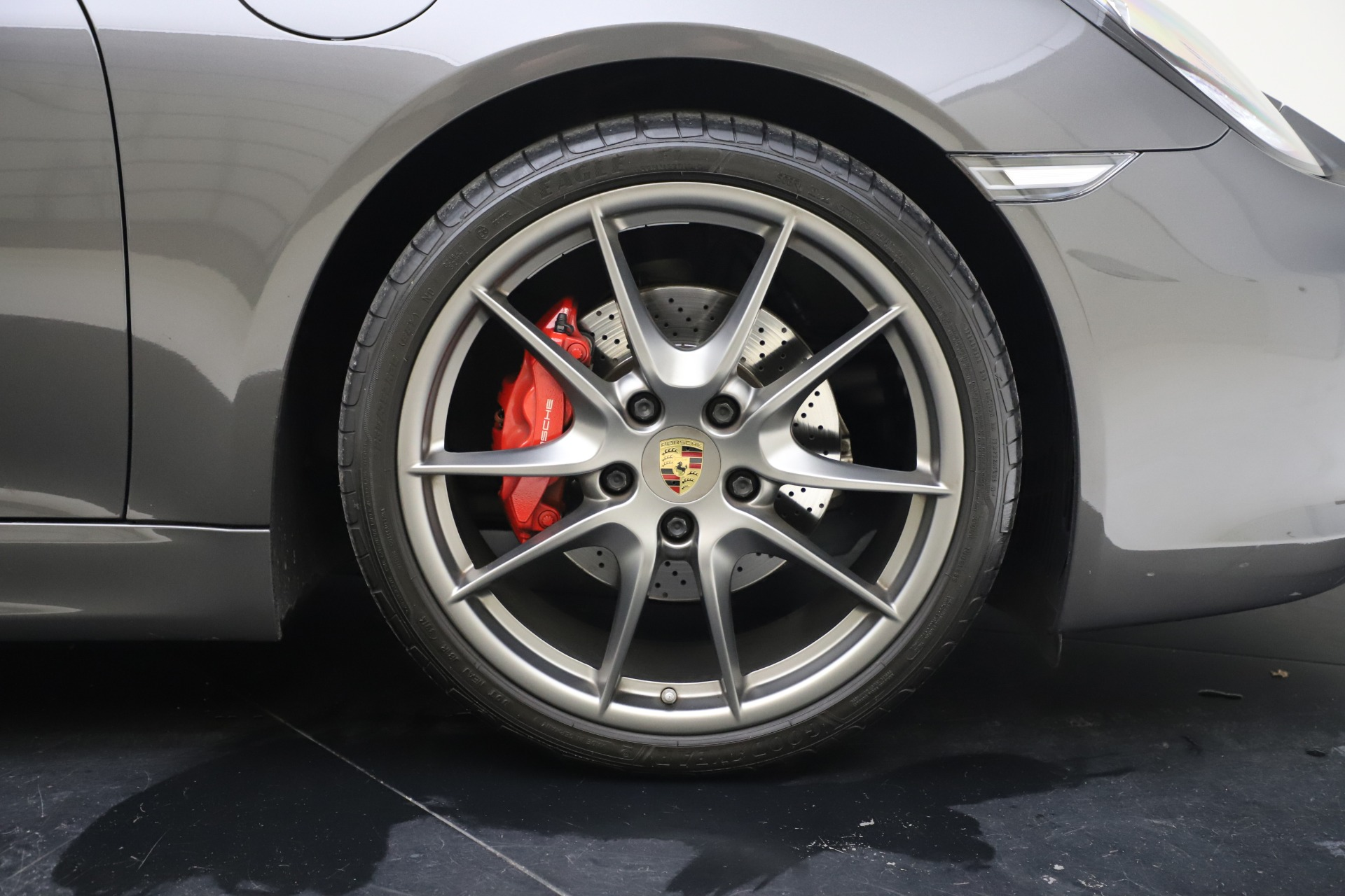 Used 2015 Porsche Cayman S For Sale In Westport, CT 3586_p32
