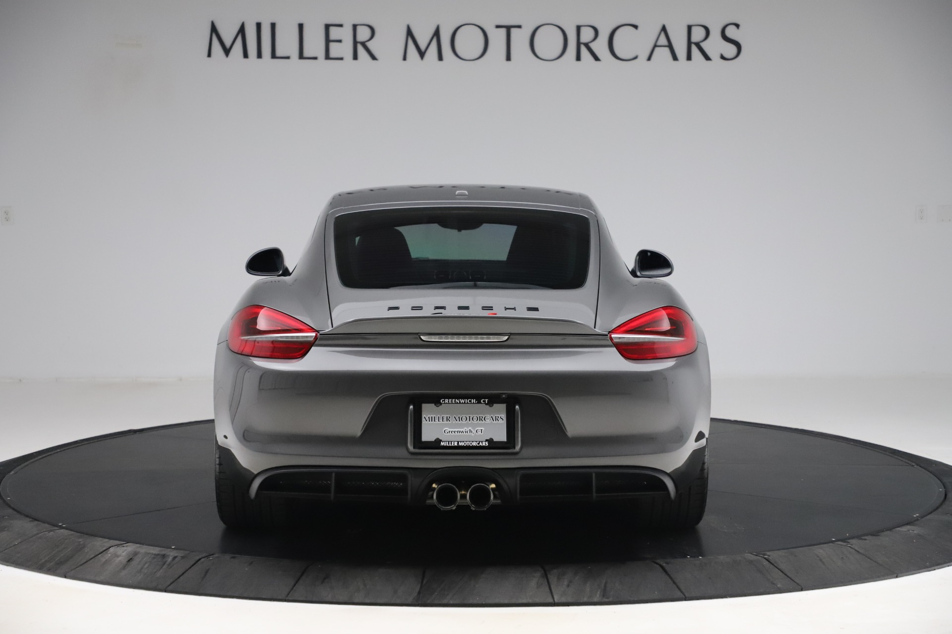 Used 2015 Porsche Cayman S For Sale In Westport, CT 3586_p6